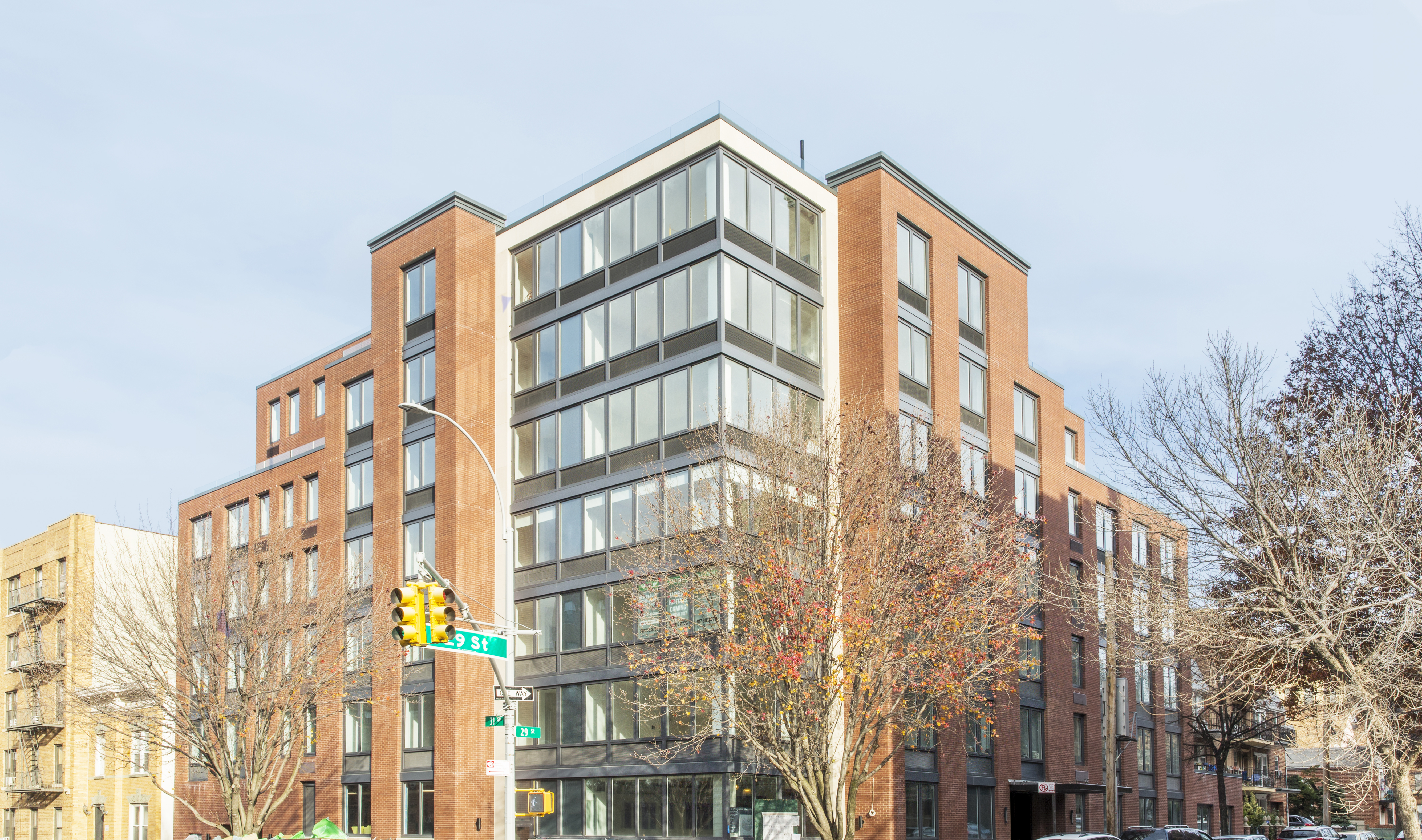 The Academy Another Pricey Rental Debuts In Astoria From