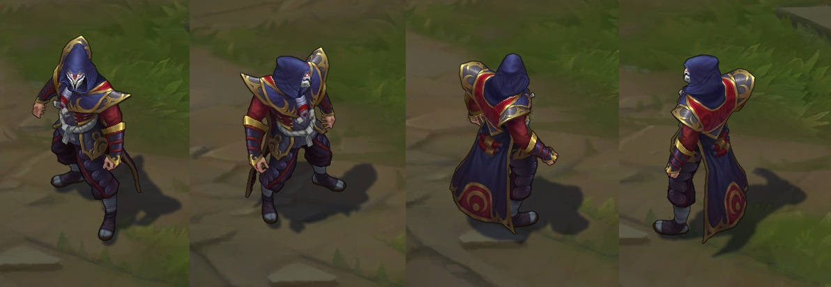 New Blood Moon Skins For Jhin Diana Talon And Twisted
