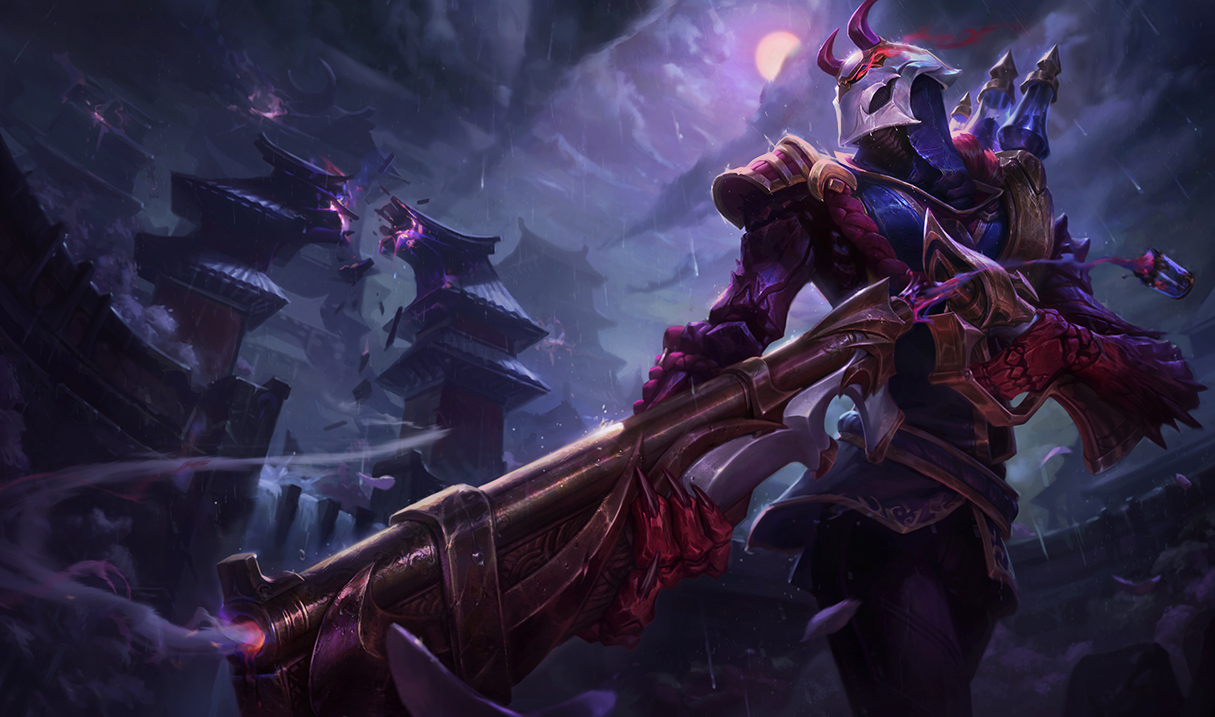 New Blood Moon skins for Jhin, Diana, Talon and Twisted ...