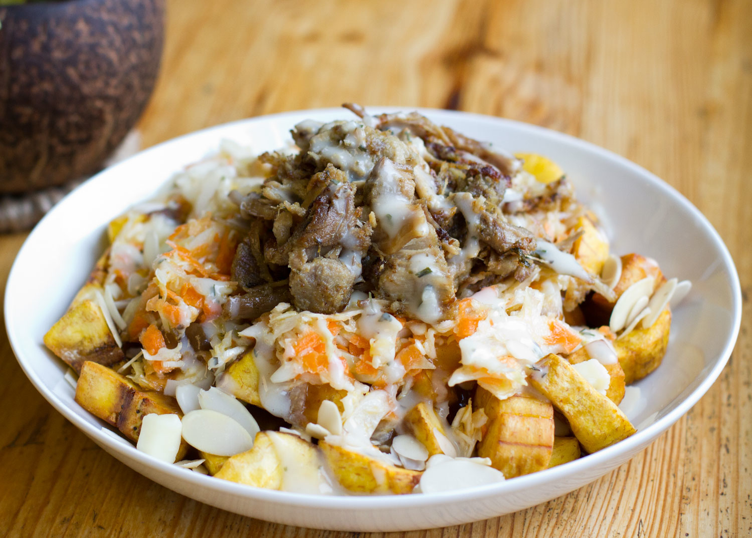 These are poutine week s most excessive and gaudy for Banane plantain au barbecue