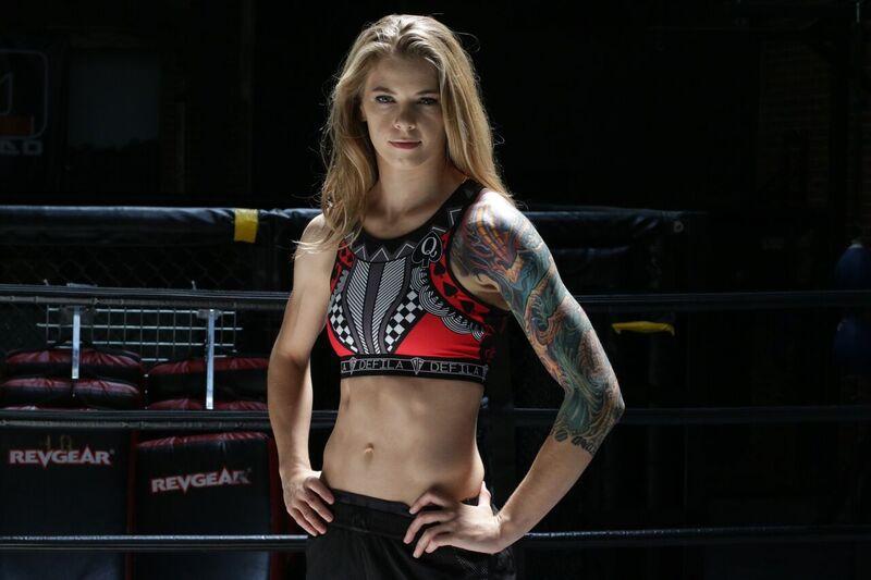 Boxing Ring Ladies