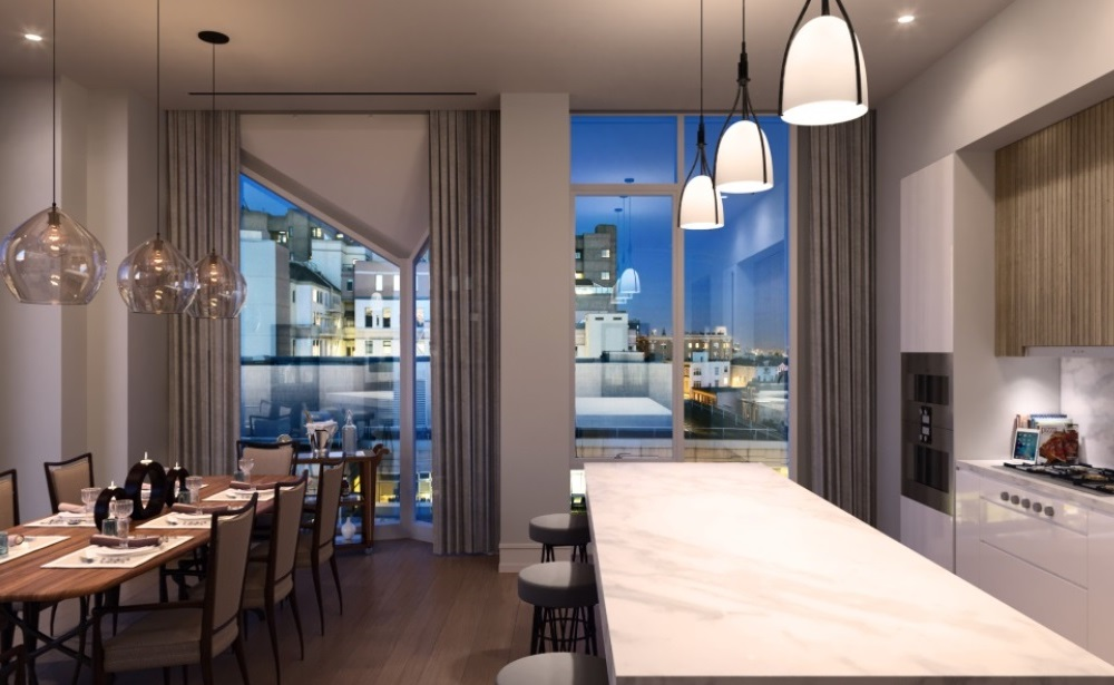 Check Out The Pacific S Virtual Reality Penthouses Curbed Sf