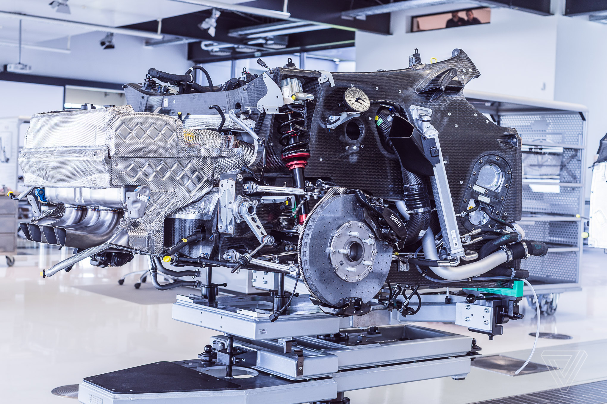Inside The Bugatti Factory An Exclusive Look At The