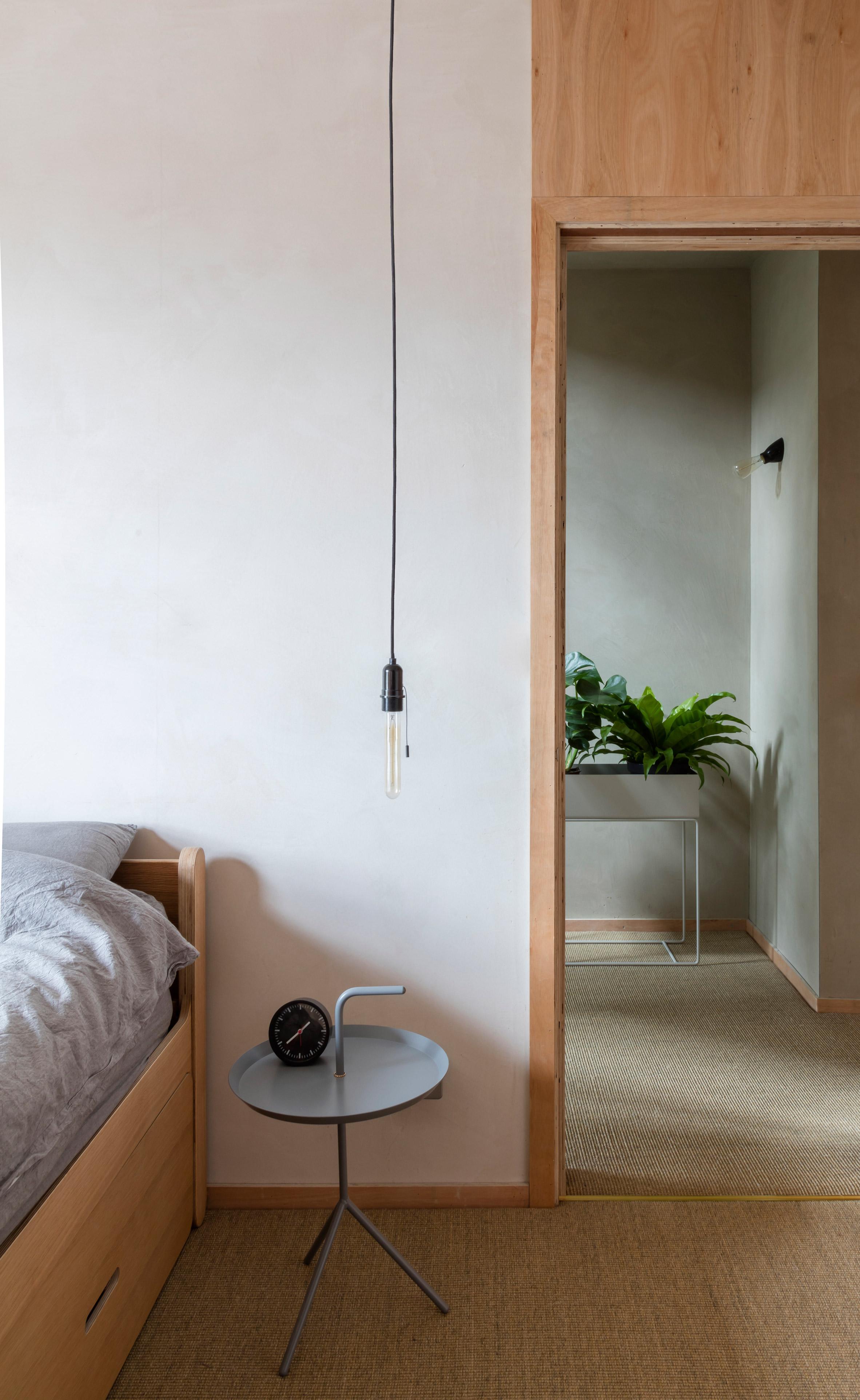 Japanese minimalism meets Victorian bones in London apartment revamp
