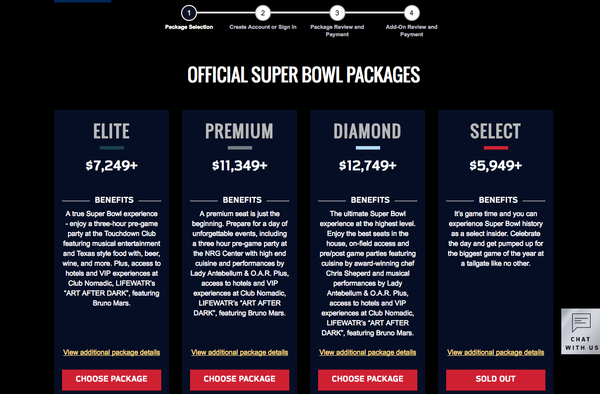super bowl 2017 tickets why fans can u0027t go to the game sbnation com