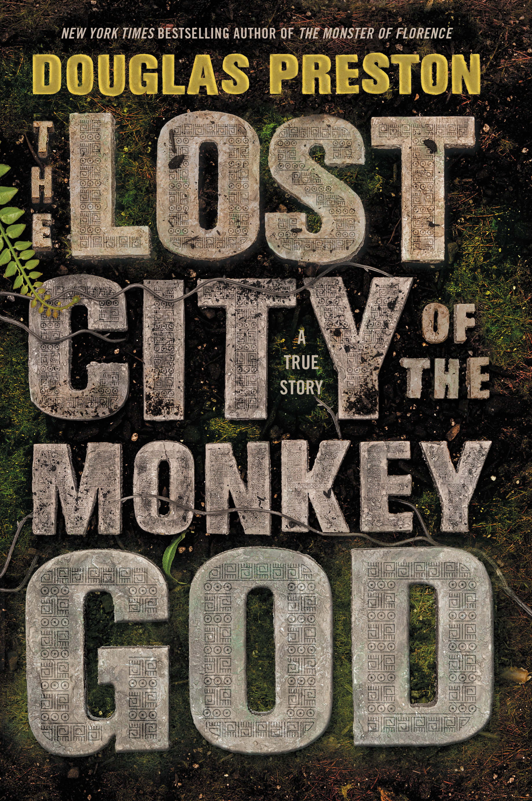 Finding a lost city, and also a flesh-eating illness, with Douglas Preston