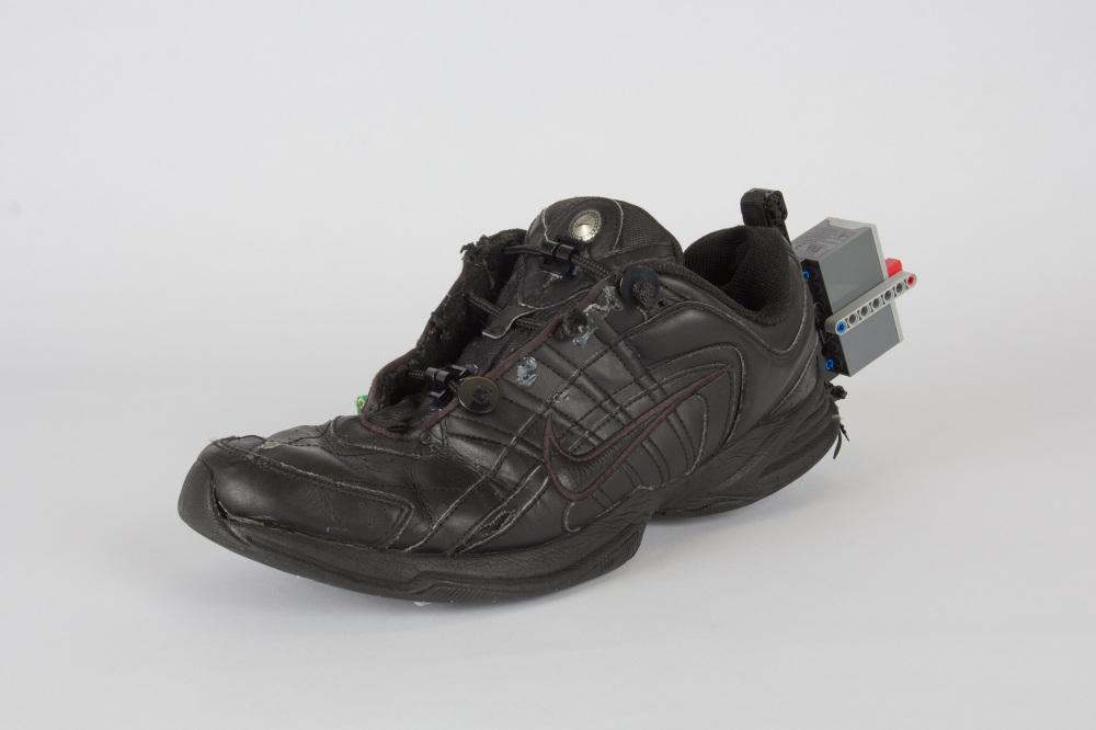 Self Lacing Shoes Vimal Patel