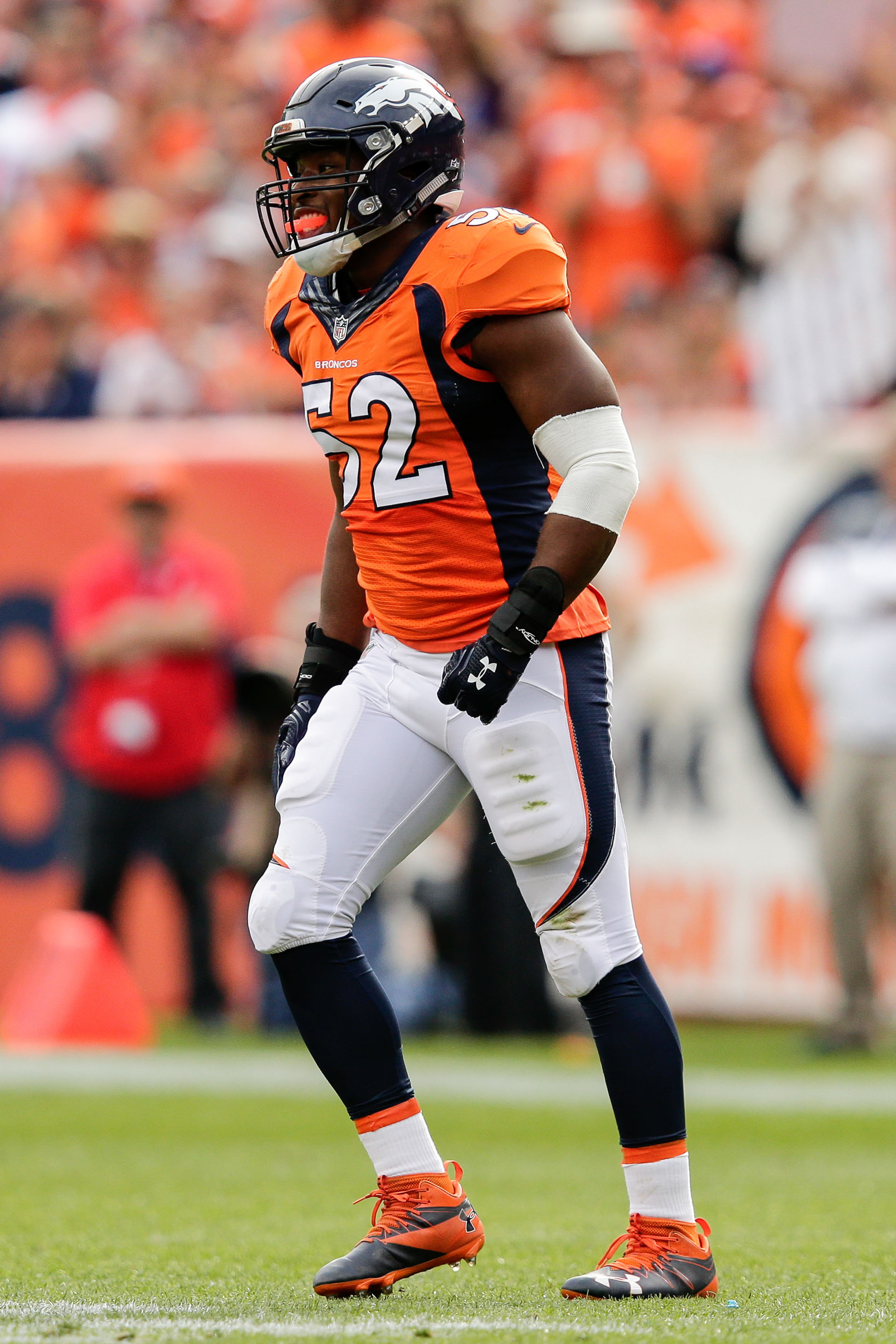Broncos Positional Review Inside Linebackers Mile High