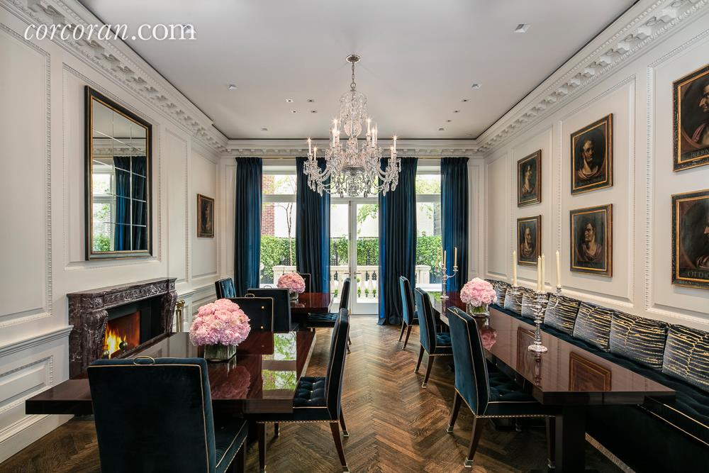financier andrew glorious upper east side townhouse sells for 41m