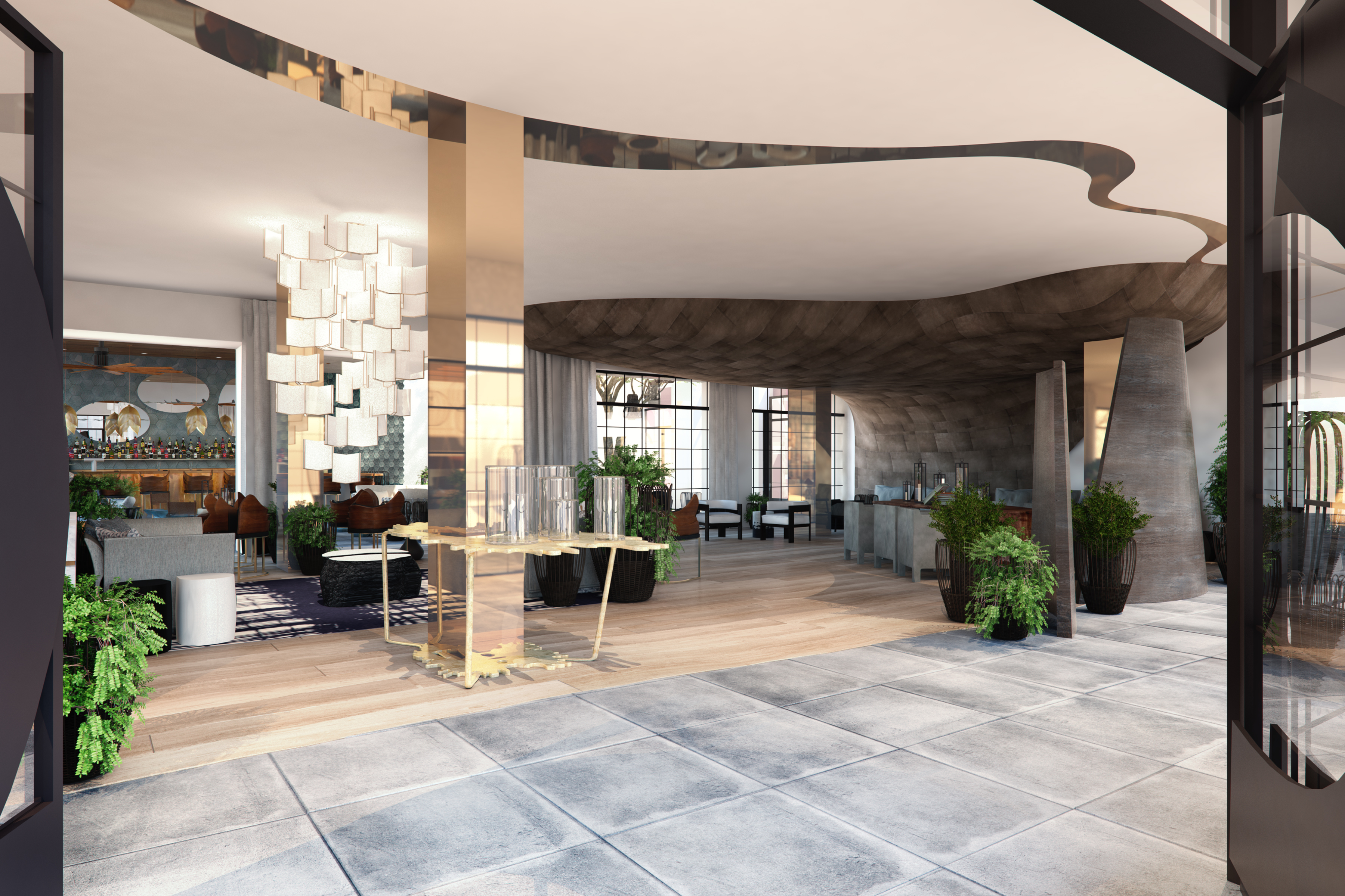 West Hollywood S La R Hotel To Open This Summer On Melrose