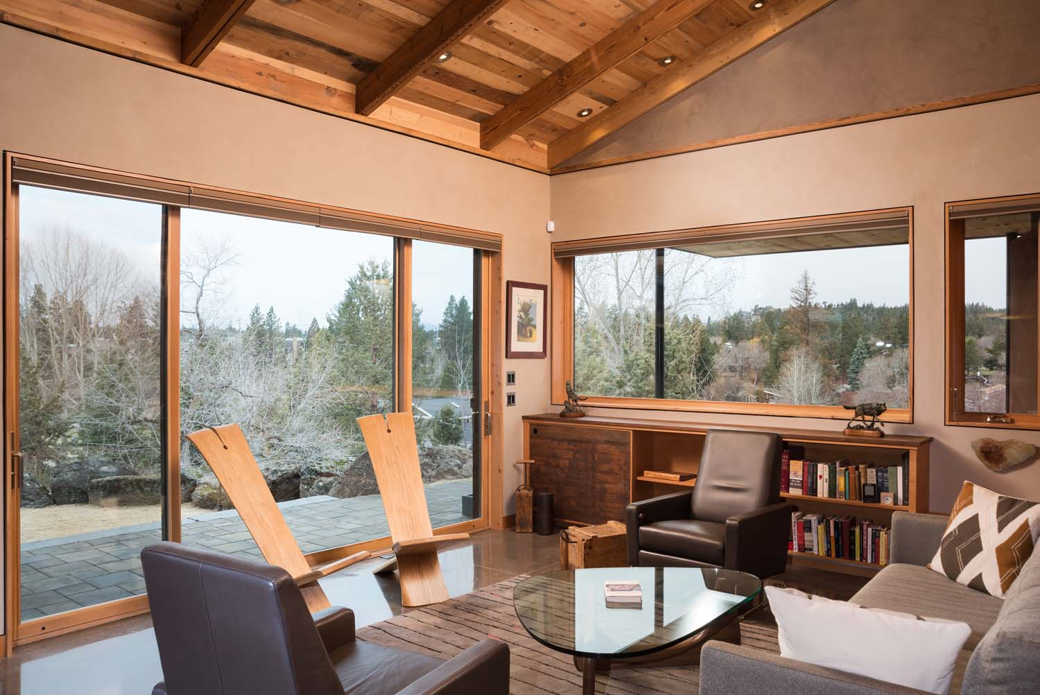 Tour the world's greenest home in Bend, Oregon