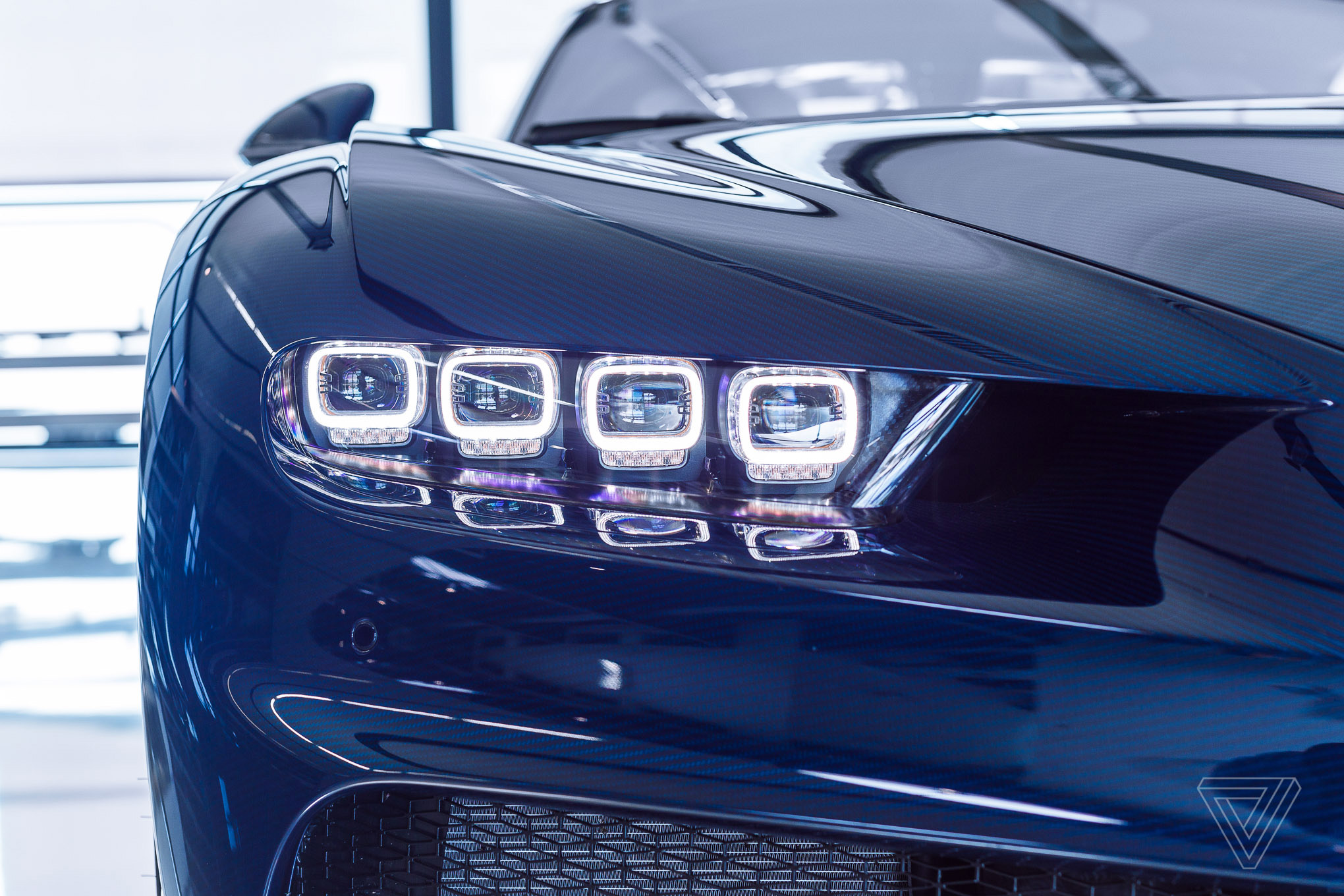 inside the bugatti factory an exclusive look at the making of the 2 6 million chiron the verge. Black Bedroom Furniture Sets. Home Design Ideas
