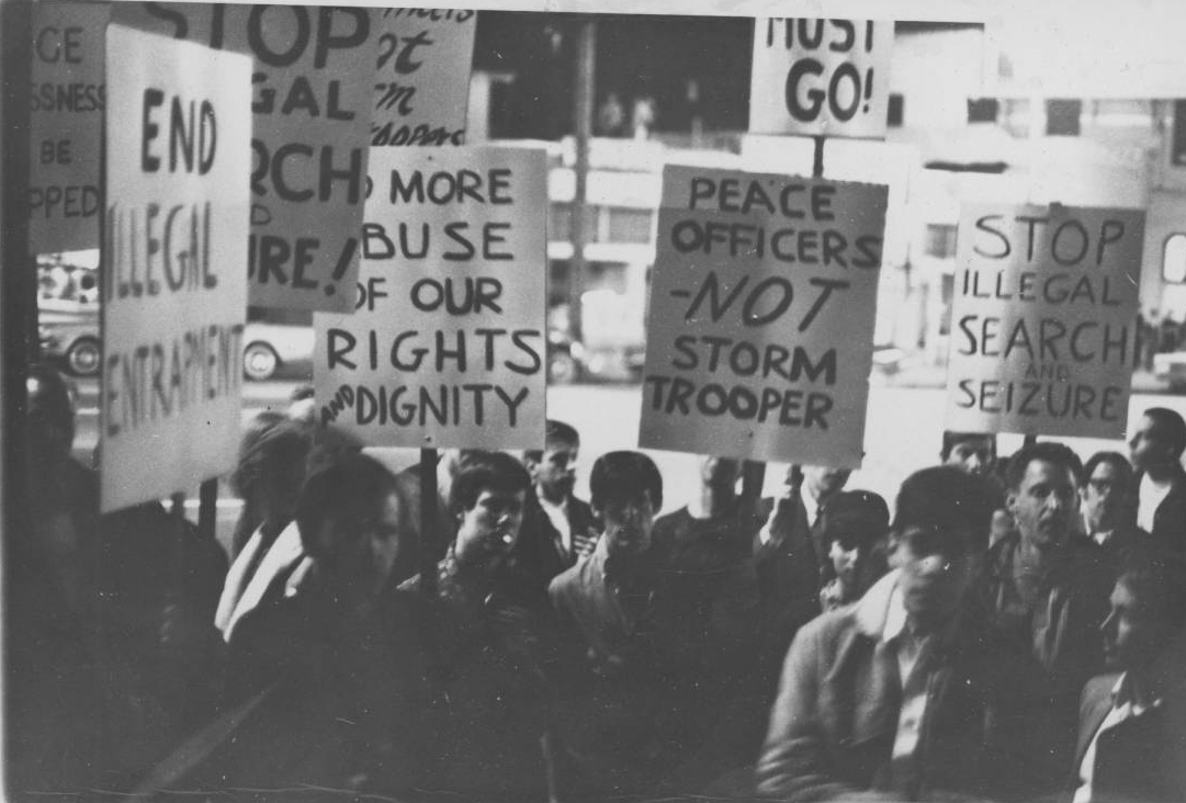 50 years ago the first major gay rights demonstration happened in Silver Lake
