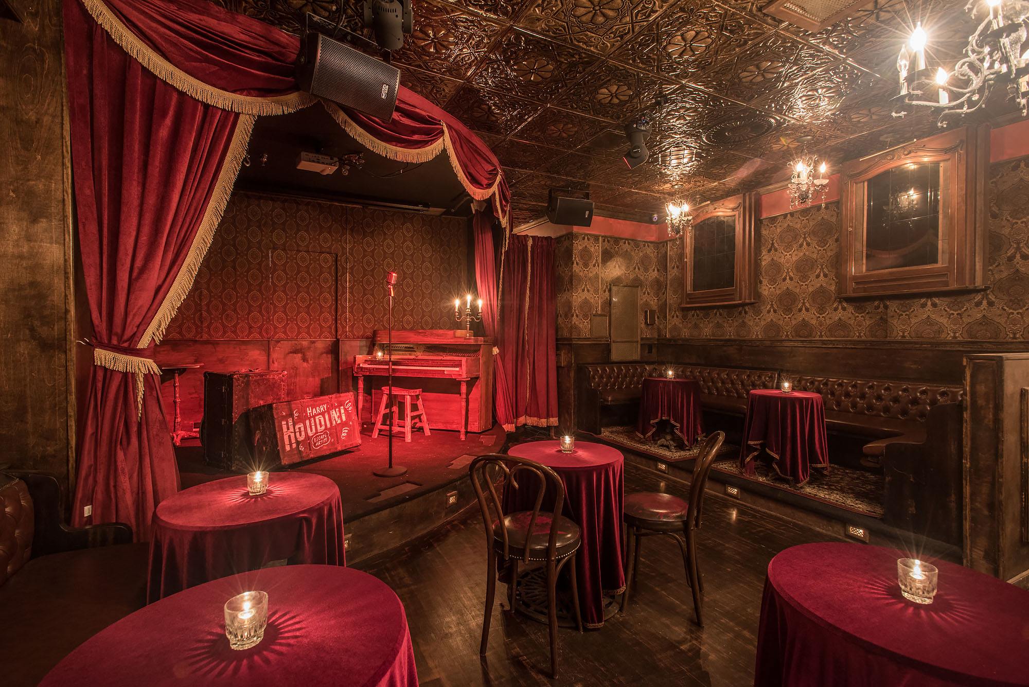 black rabbit rose revives the magic theater in hollywood - eater la
