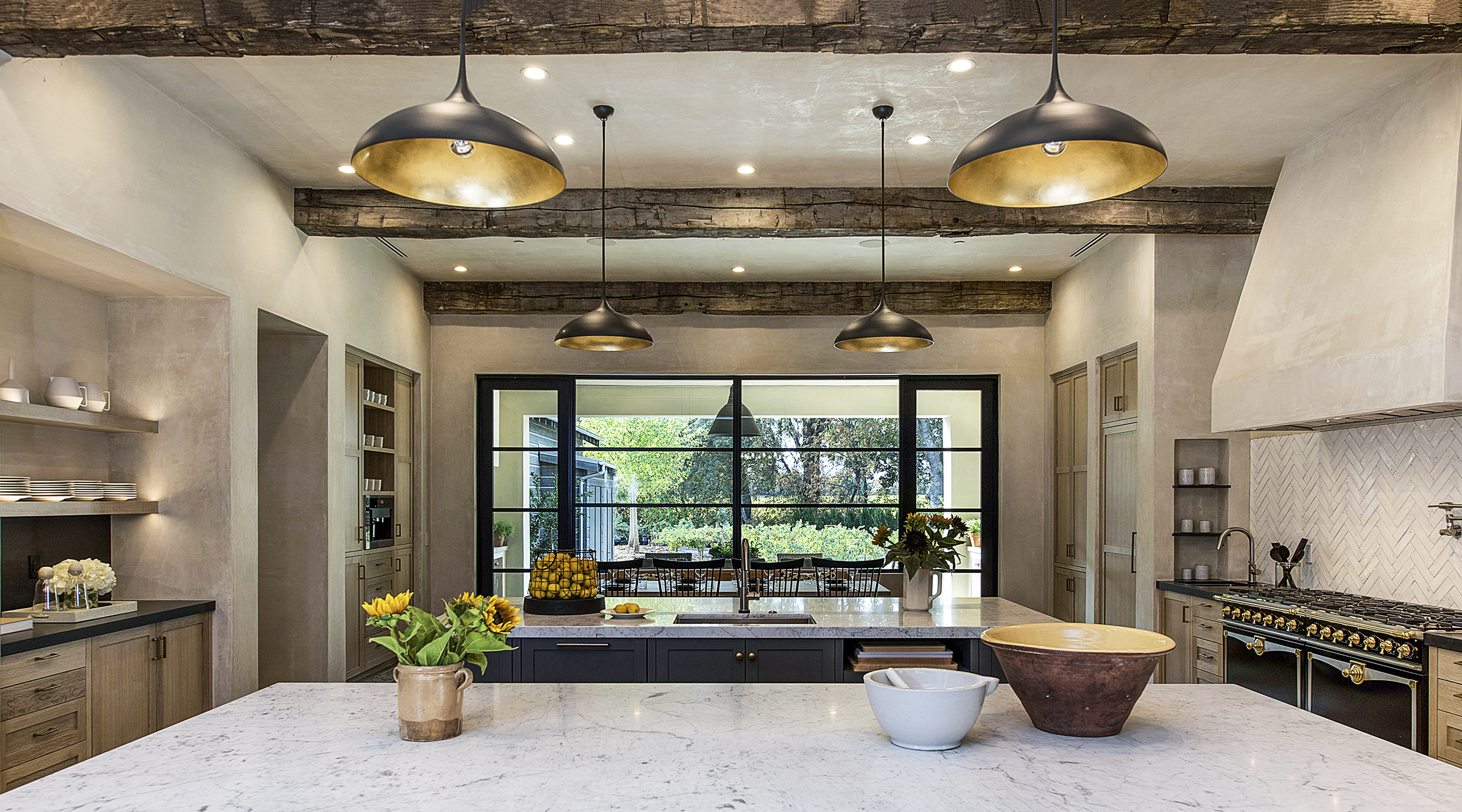 Wine Country Home With Its Own Vineyard And Lake Asks