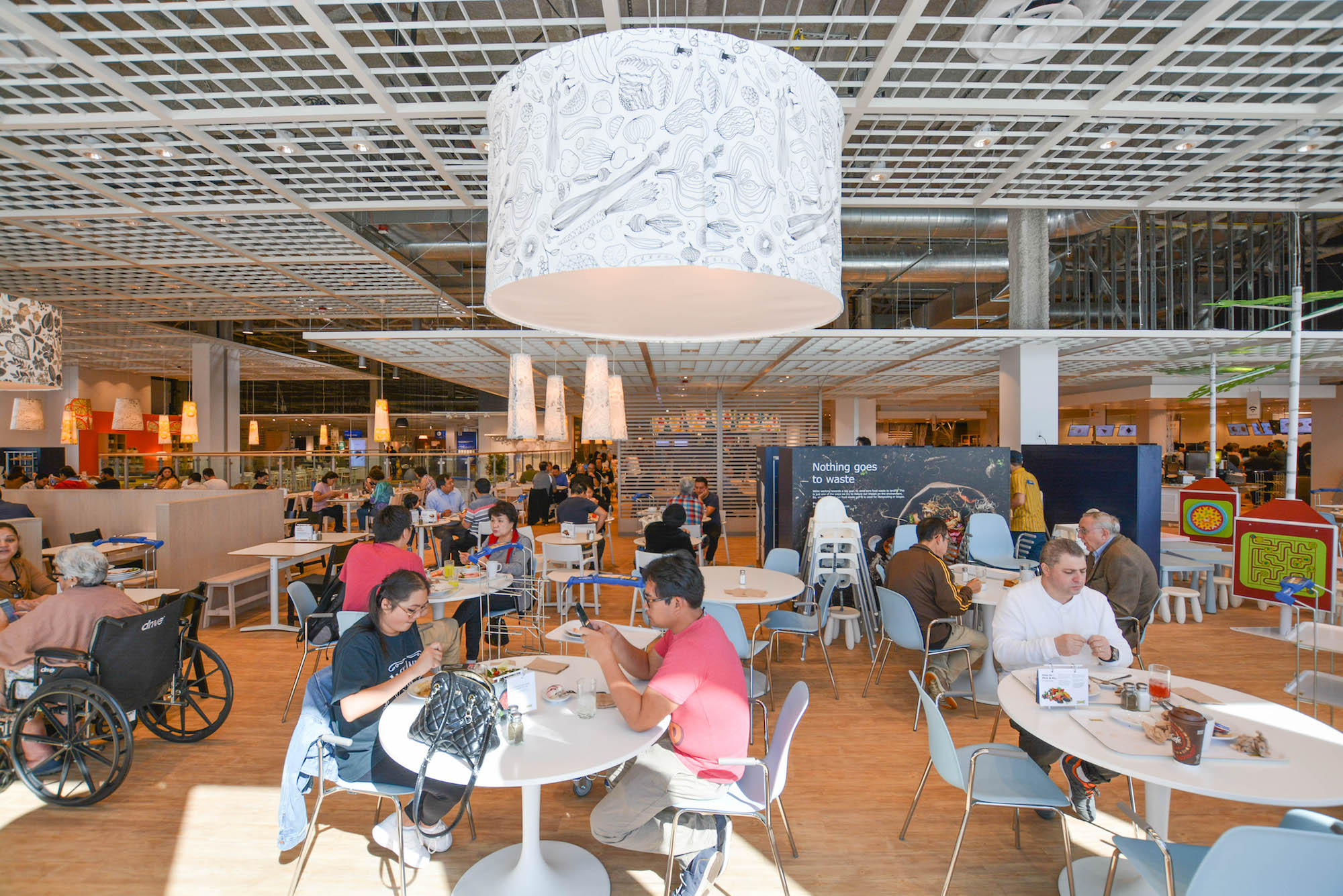 inside the 600 seat madness of america 39 s largest ikea
