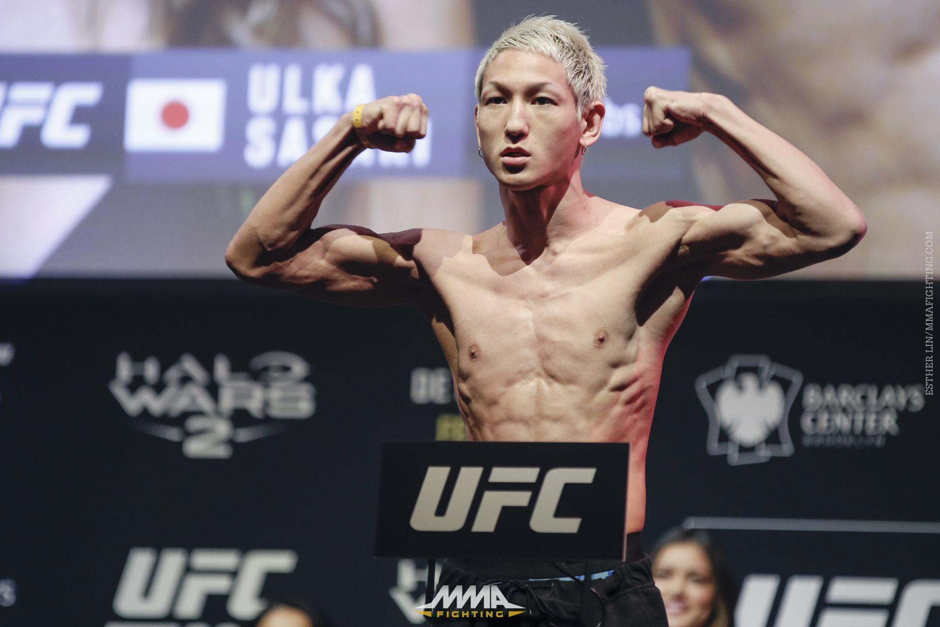 UFC 208 weigh-in photos