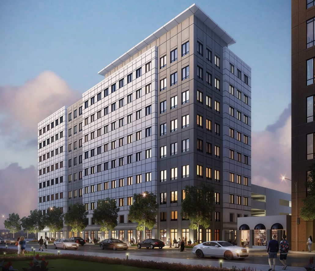 Buckhead Medical Office Building Starts Construction