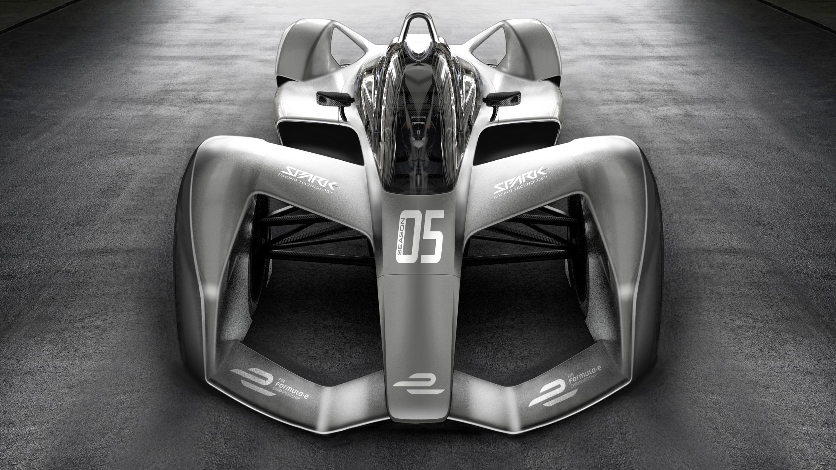 new concept images show just how crazy formula e u0027s race cars will