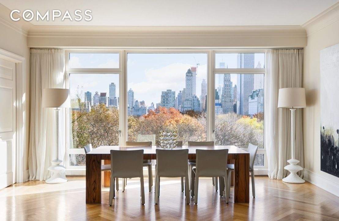 15 Central Park West Condo With Unobstructed Views Wants