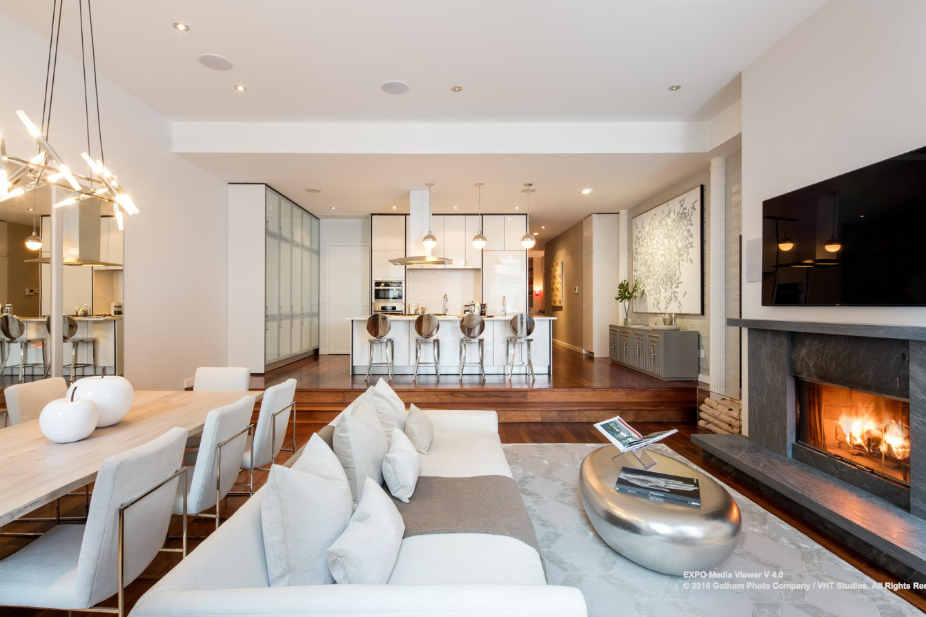 bethenny frankel lists her renovated soho apartment for $5.25m
