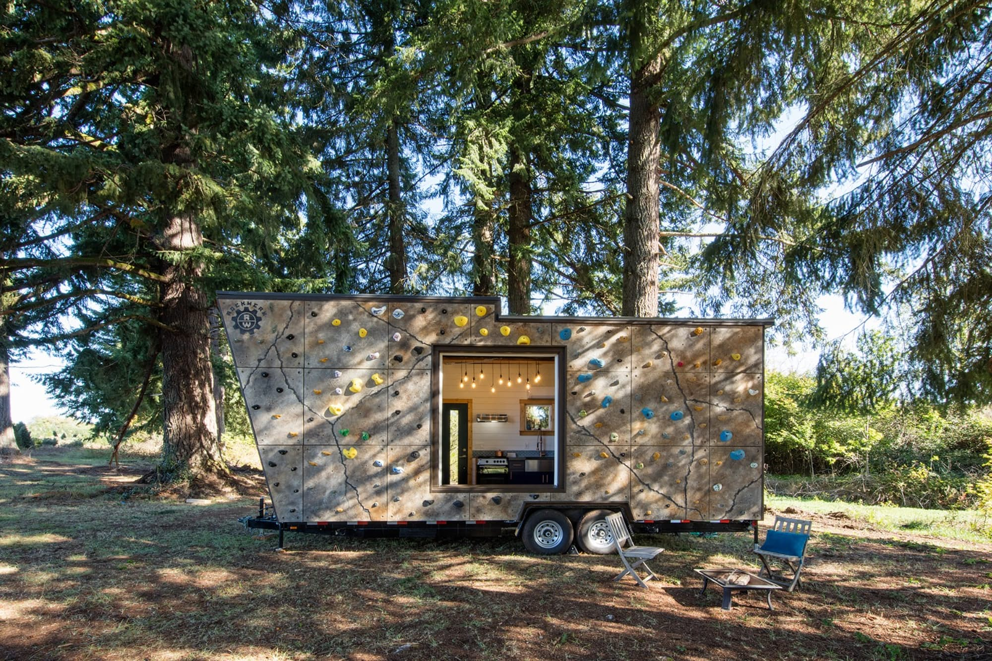 Tiny House Designs Perfect For Couples Curbed - Couple takes tiny house big adventure