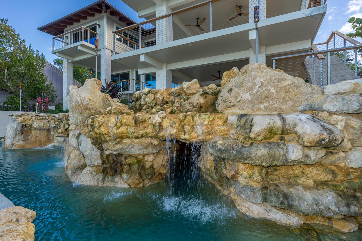 Florida Keys Dream Mansion With Sensational Grotto Asks 9m Curbed Miami