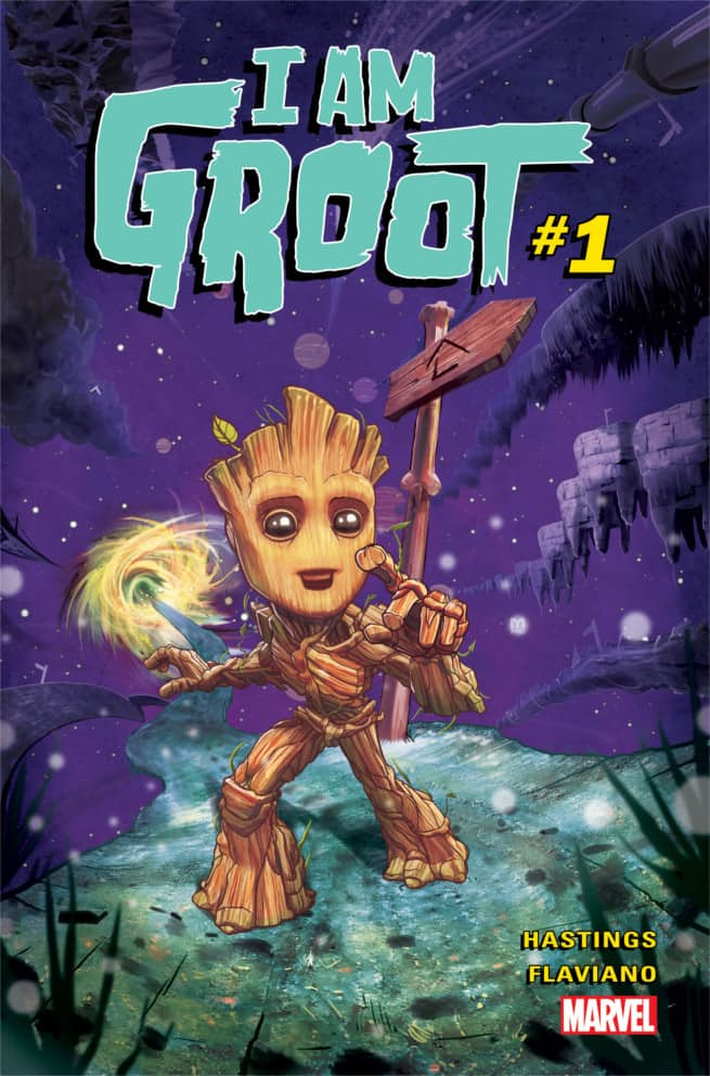 Baby Groot is getting his own comic, just in time for ...