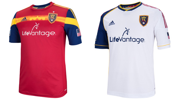 low priced 2322c aa1f5 Ranking RSL's jerseys over the years - RSL Soapbox