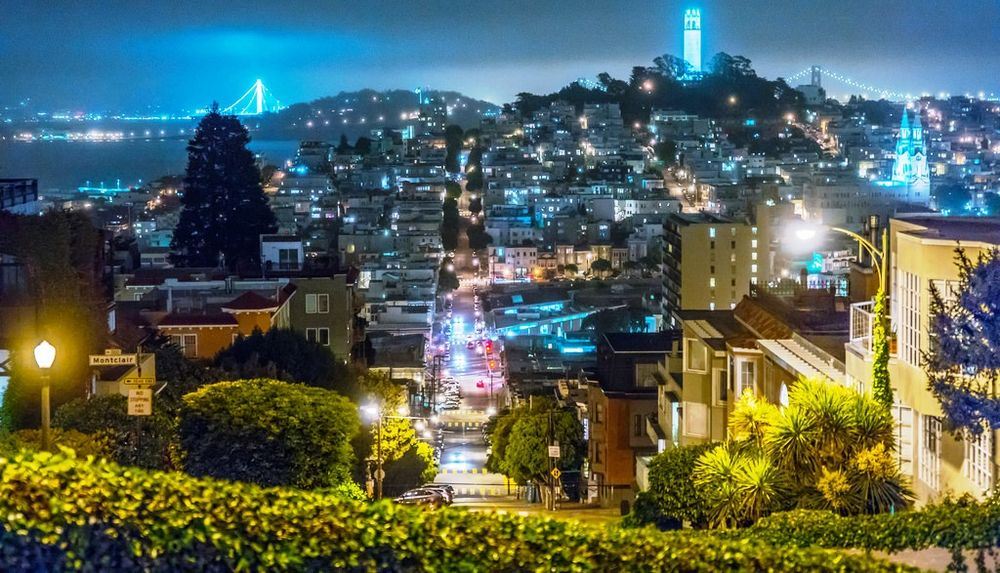 Exceptionnel San Francisco considers toll for Lombard Street - Curbed SF XB95