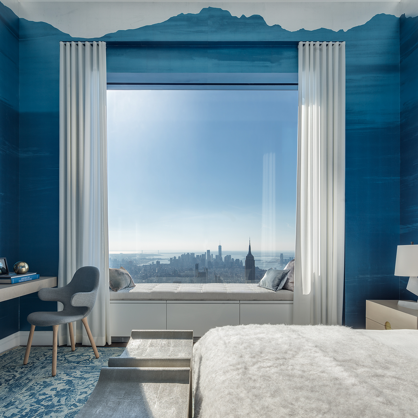 peek inside 432 park avenue's $40m, 92nd-floor penthouse - curbed ny