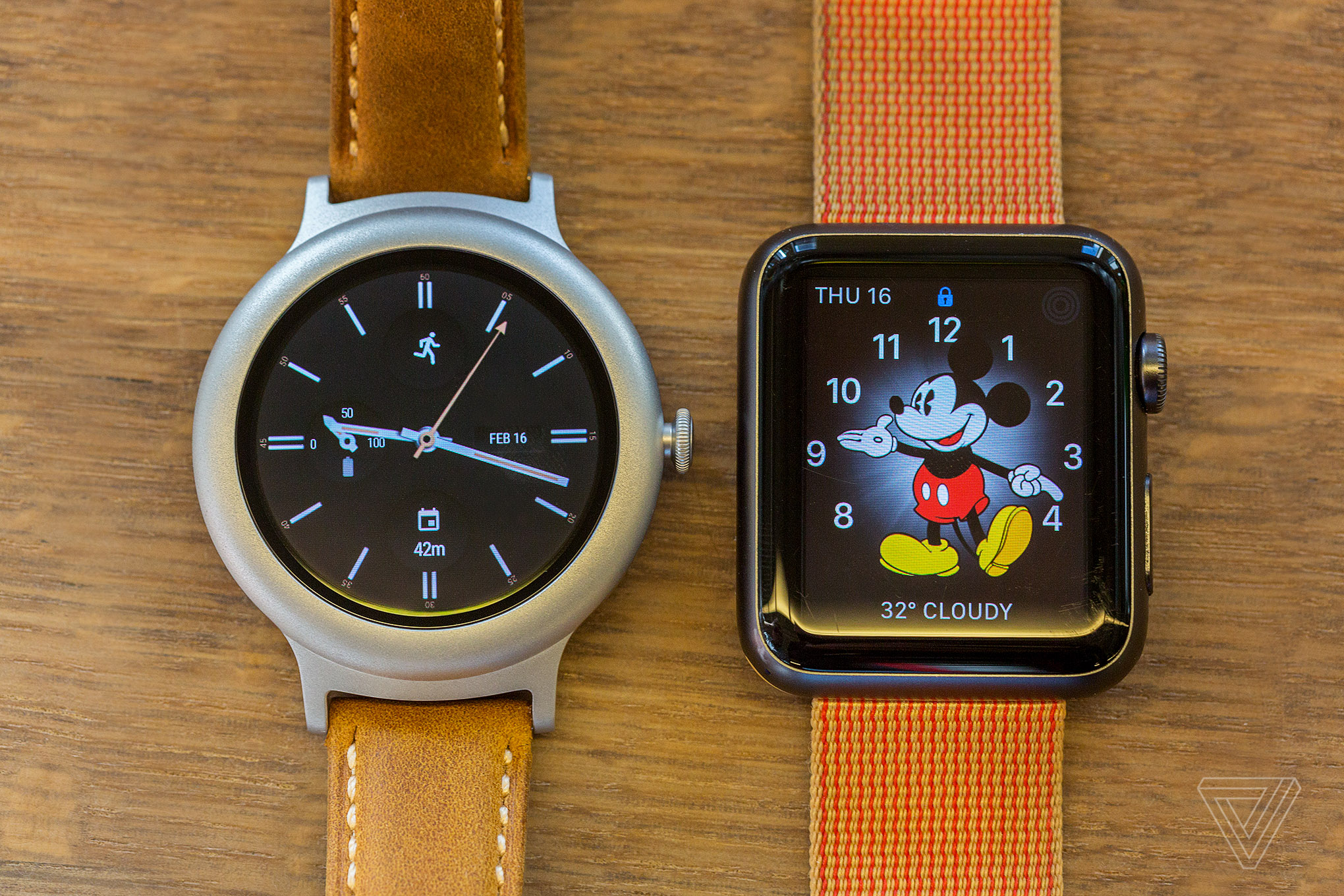 how to wear an apple watch with another watch