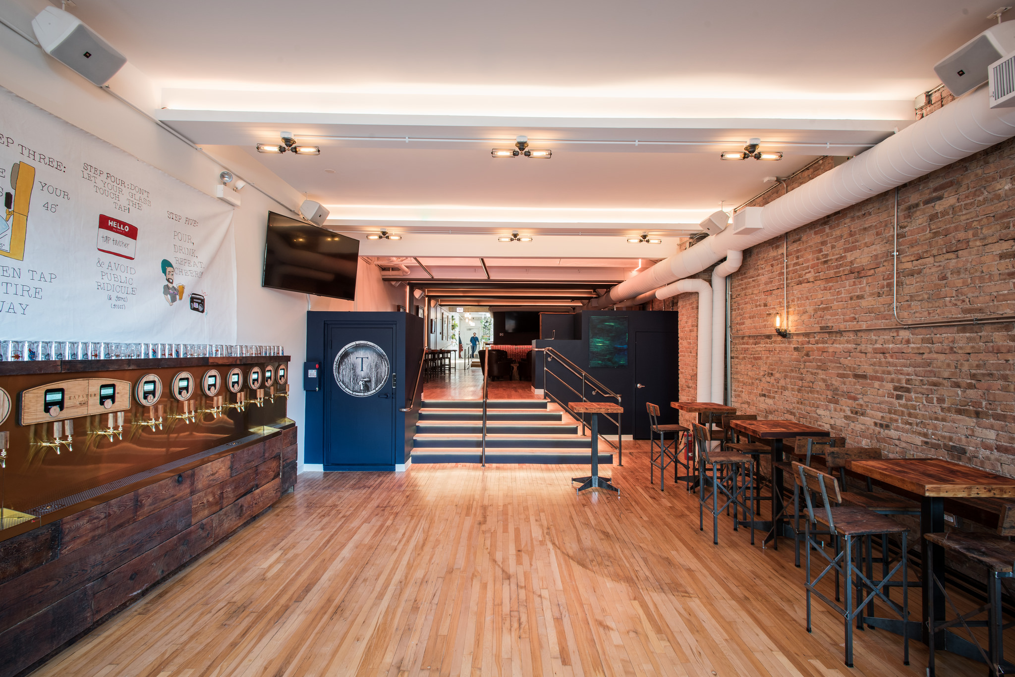 Inside Chicago S First Pour All Your Own Beer Bar Tapster In Wicker Park Eater Chicago