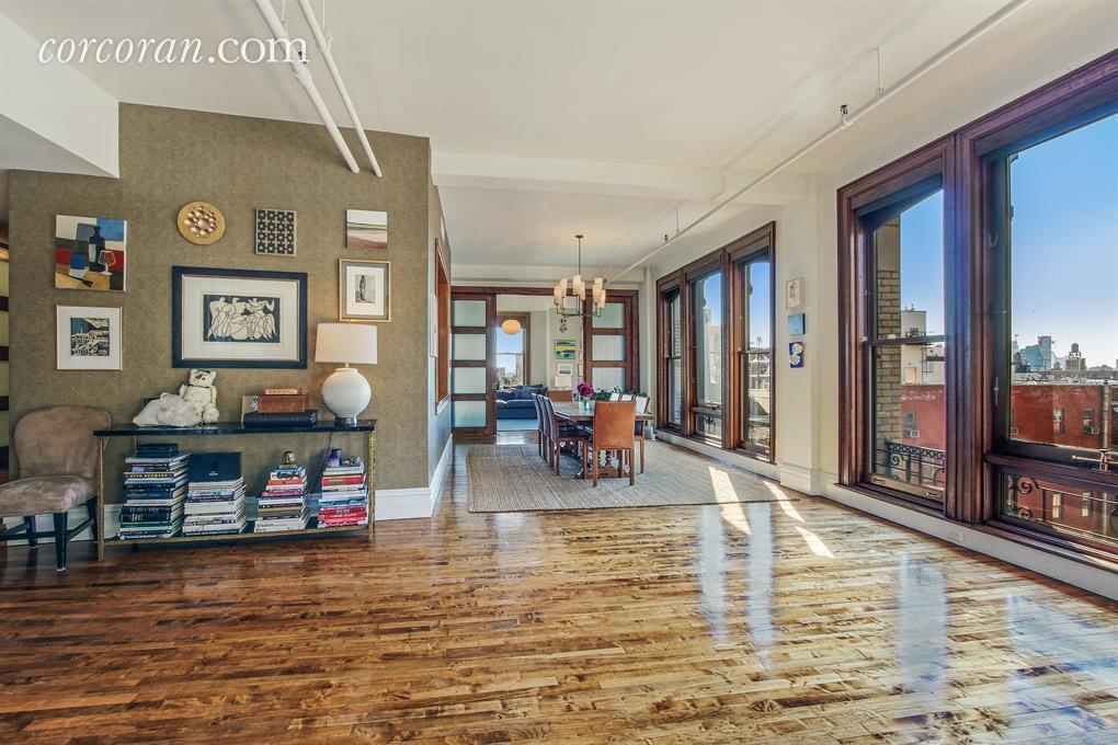 $5.5M Noho loft promises 'urban bliss' in a historic cast-iron building
