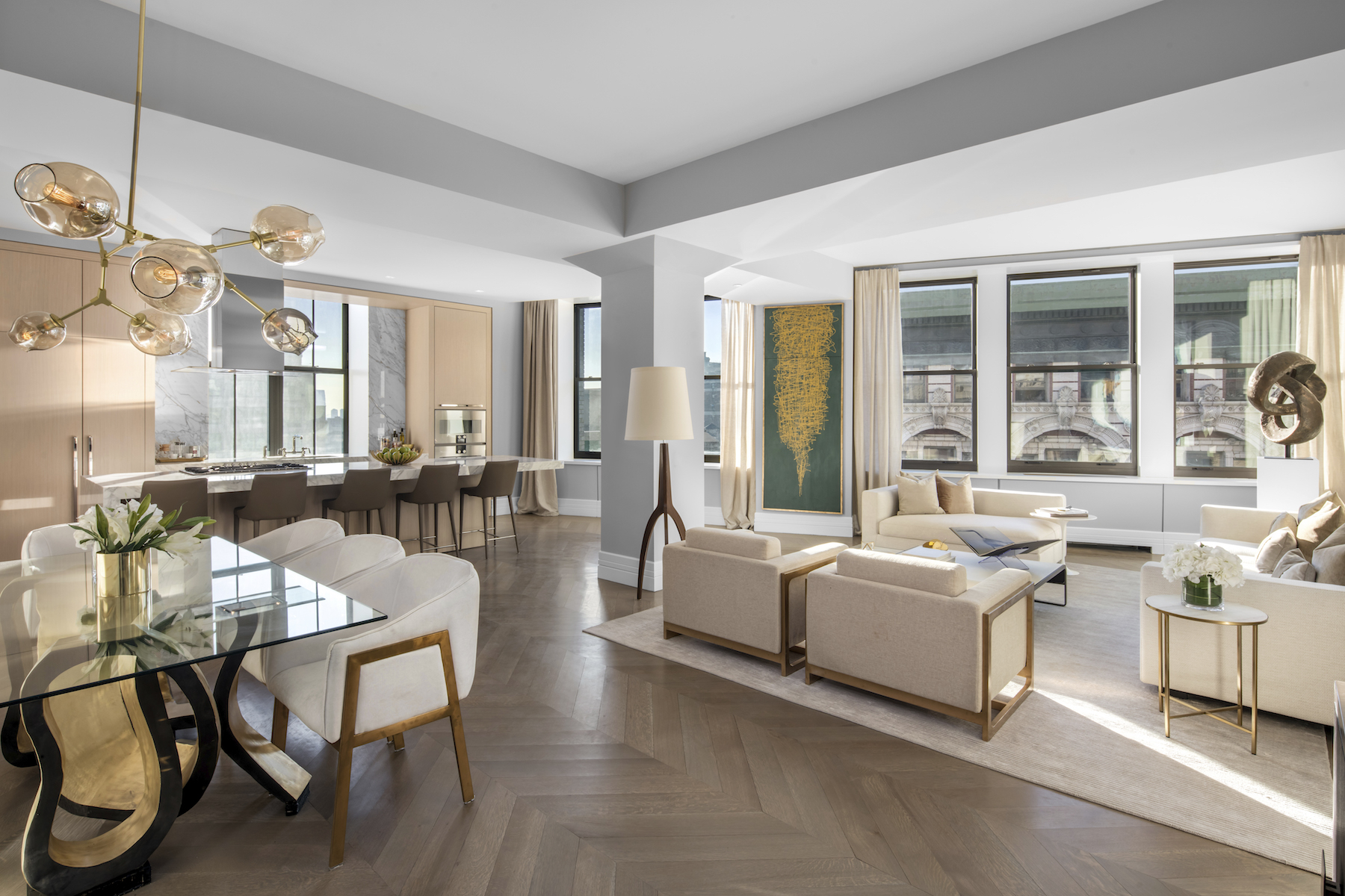 212 Fifth Avenue Seeks To Stoke Sales With New Model Units