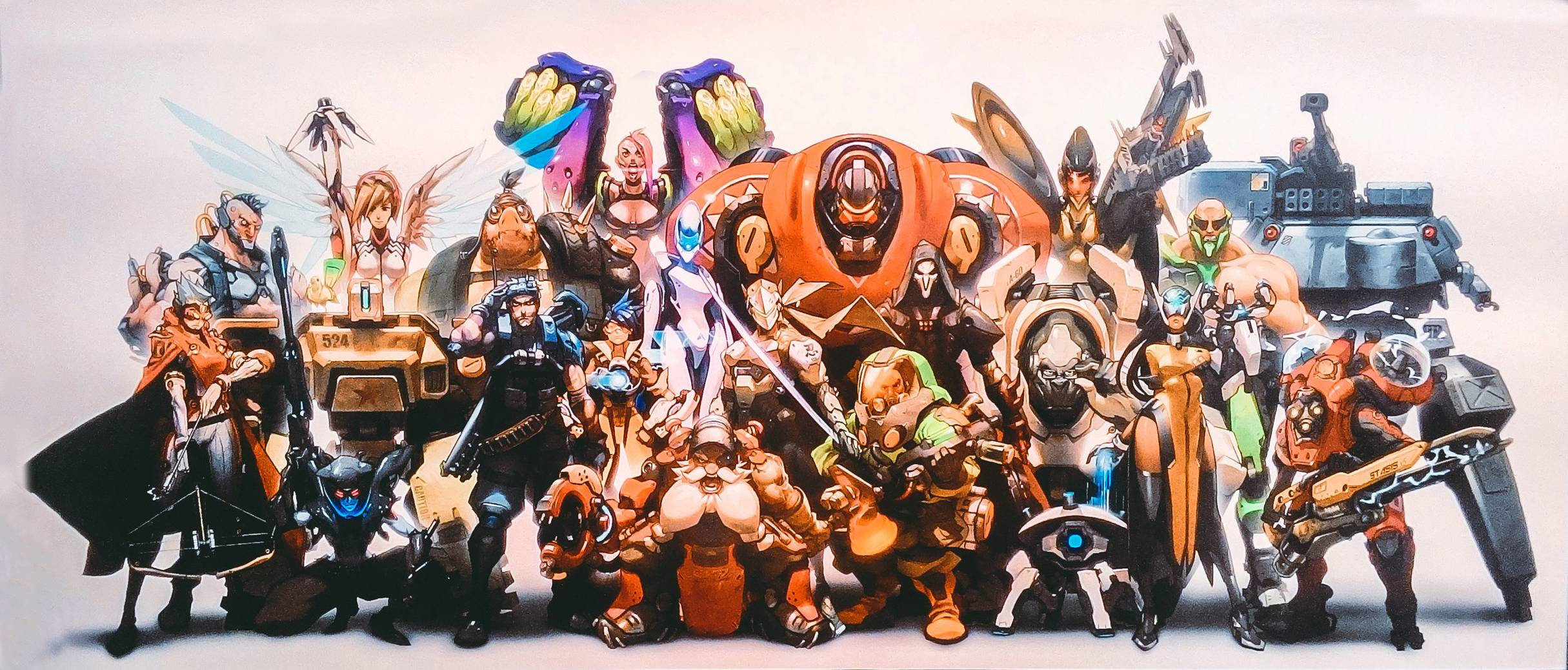 newest overwatch characters