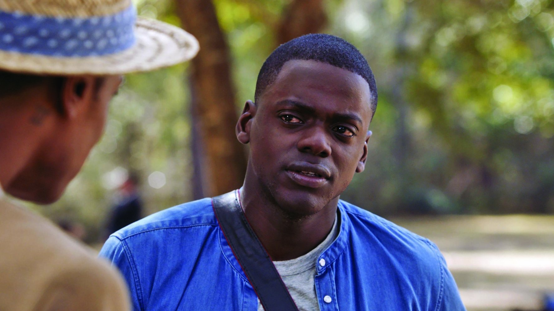 Get out is a horror film about benevolent racism its spine daniel kaluuya in get out buycottarizona