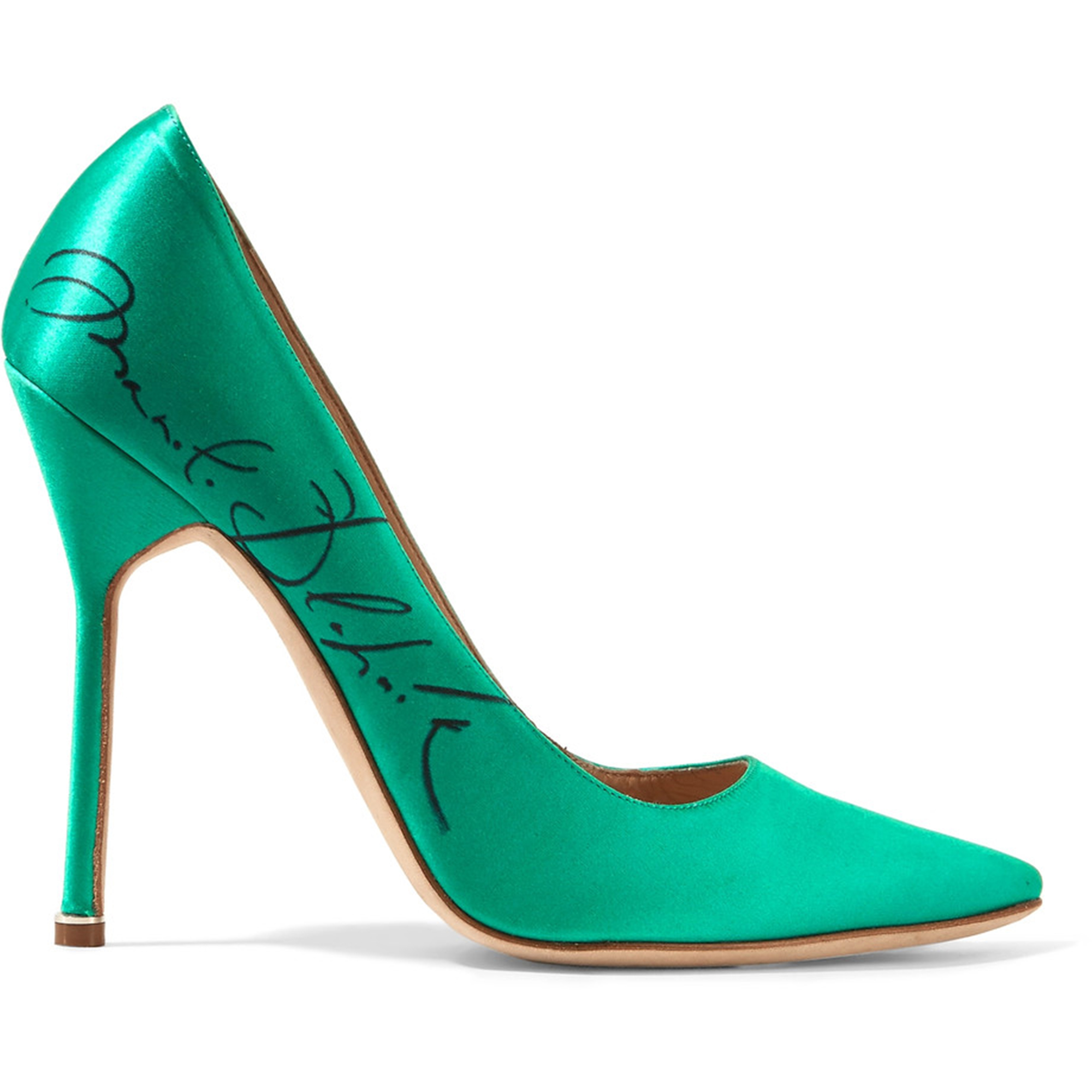 Vetements x Manolo Blahnik Heels Are Here — and You Can ...