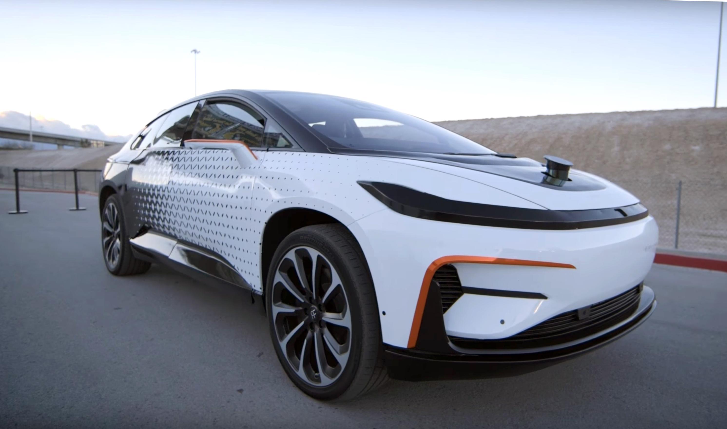 faraday future abandons plan to build 1 billion electric car