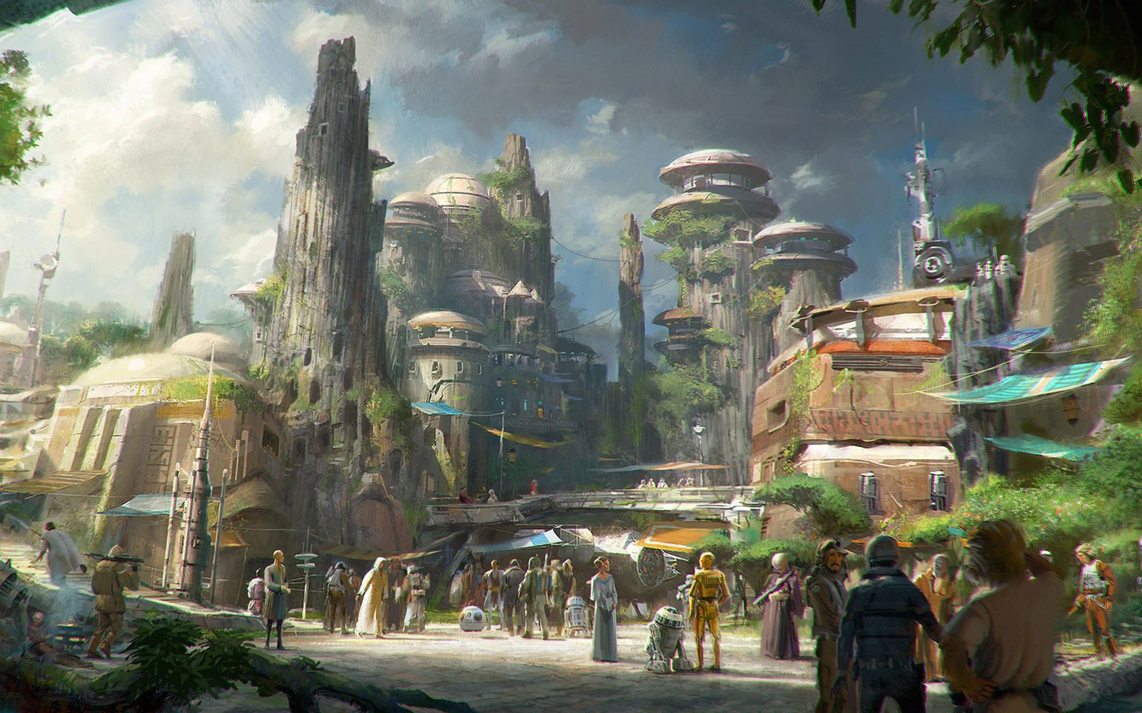 7 things to know about disney u0027s new star wars theme park curbed