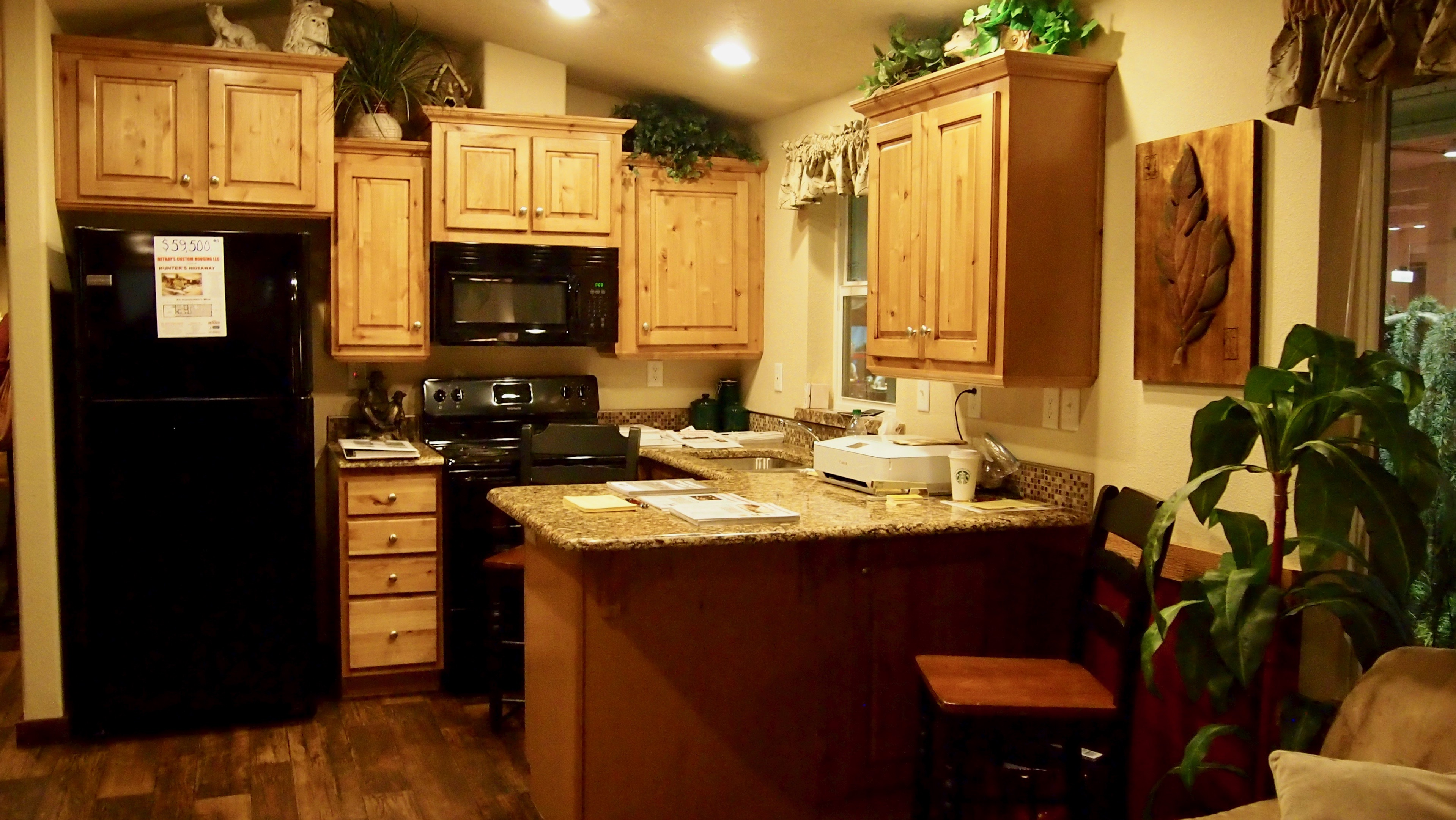 10 tiny homes cabins and sheds at the seattle home show - Seattle kitchen appliances ...