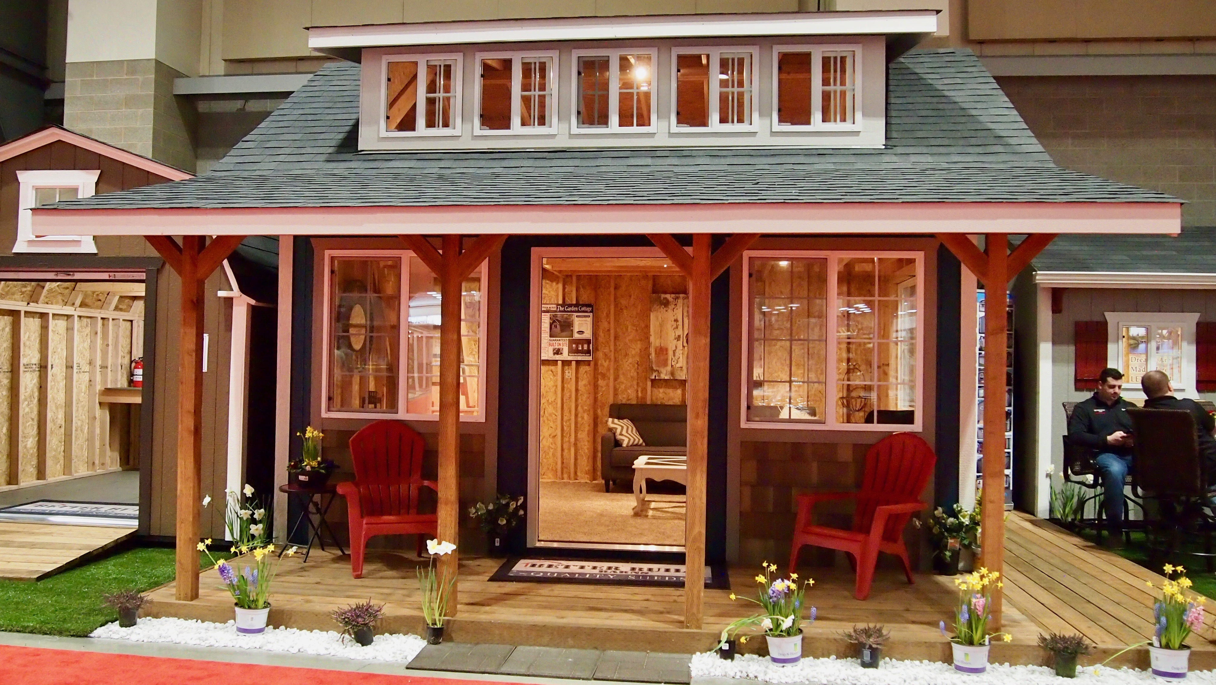 Tiny Home Designs: 10 Tiny Homes, Cabins, And Sheds At The Seattle Home Show