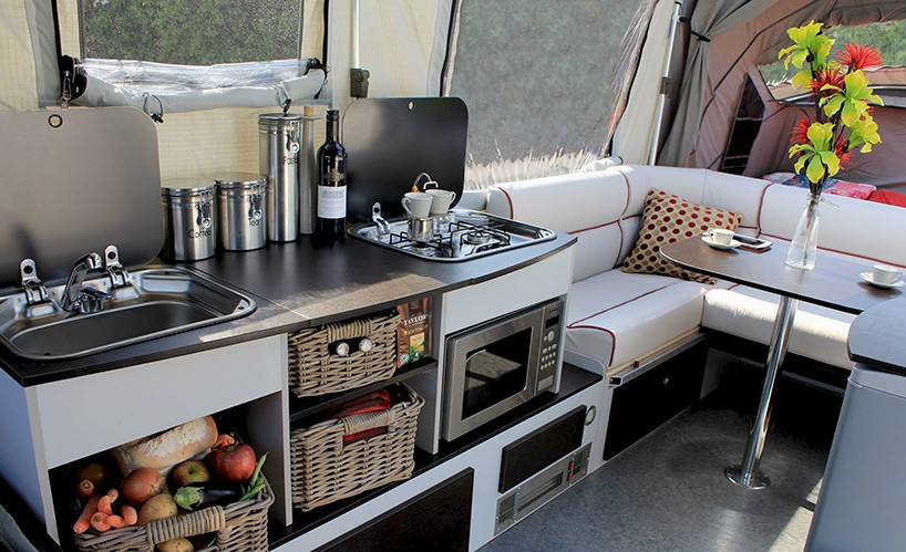 Cost $2400 for the Air Tent System add-on available for all OPUS trailers which range from $18999 to $22799. Key features Pop-out tent inflates in 90 ... & 5 cool camper trailers you can order right now - Curbed