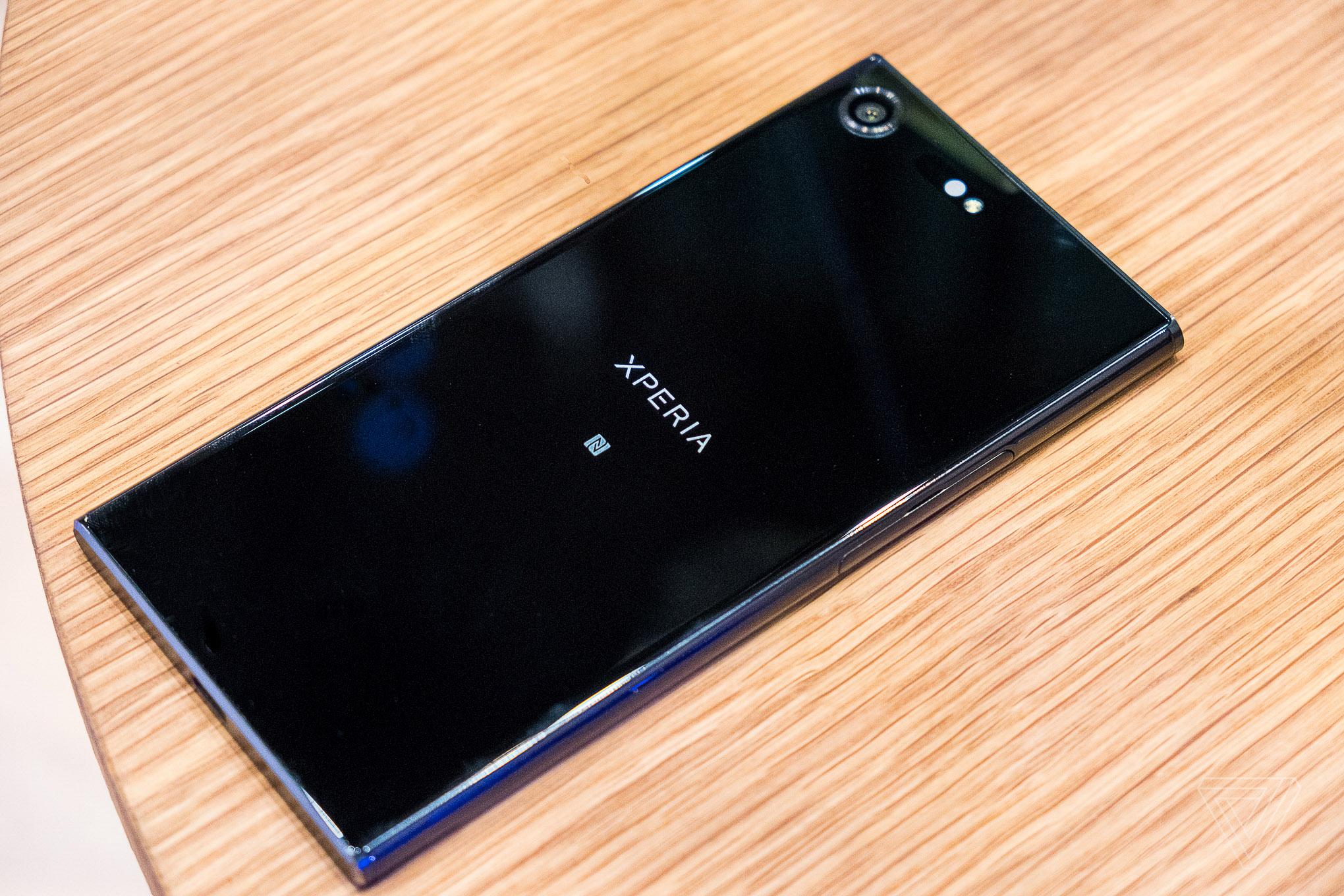 Sony Xperia XZ Premium announced: 4K HDR screen, memory ...