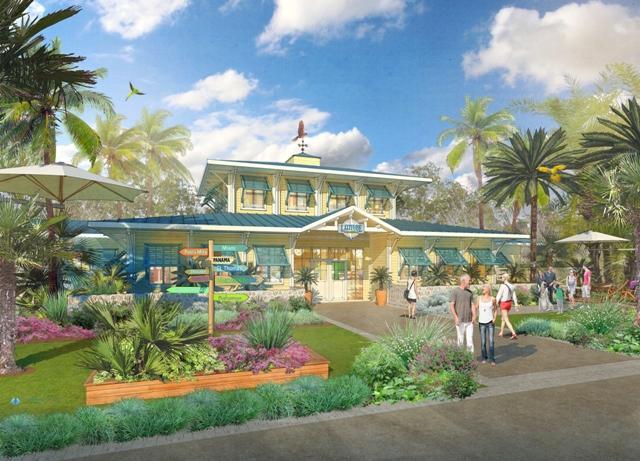 Jimmy Buffett Inspired Margaritaville Senior Housing Is