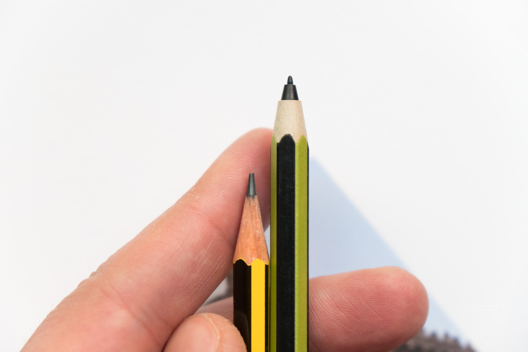 Samsung S Staedtler Stylus Is Roughly 5 000 Times More
