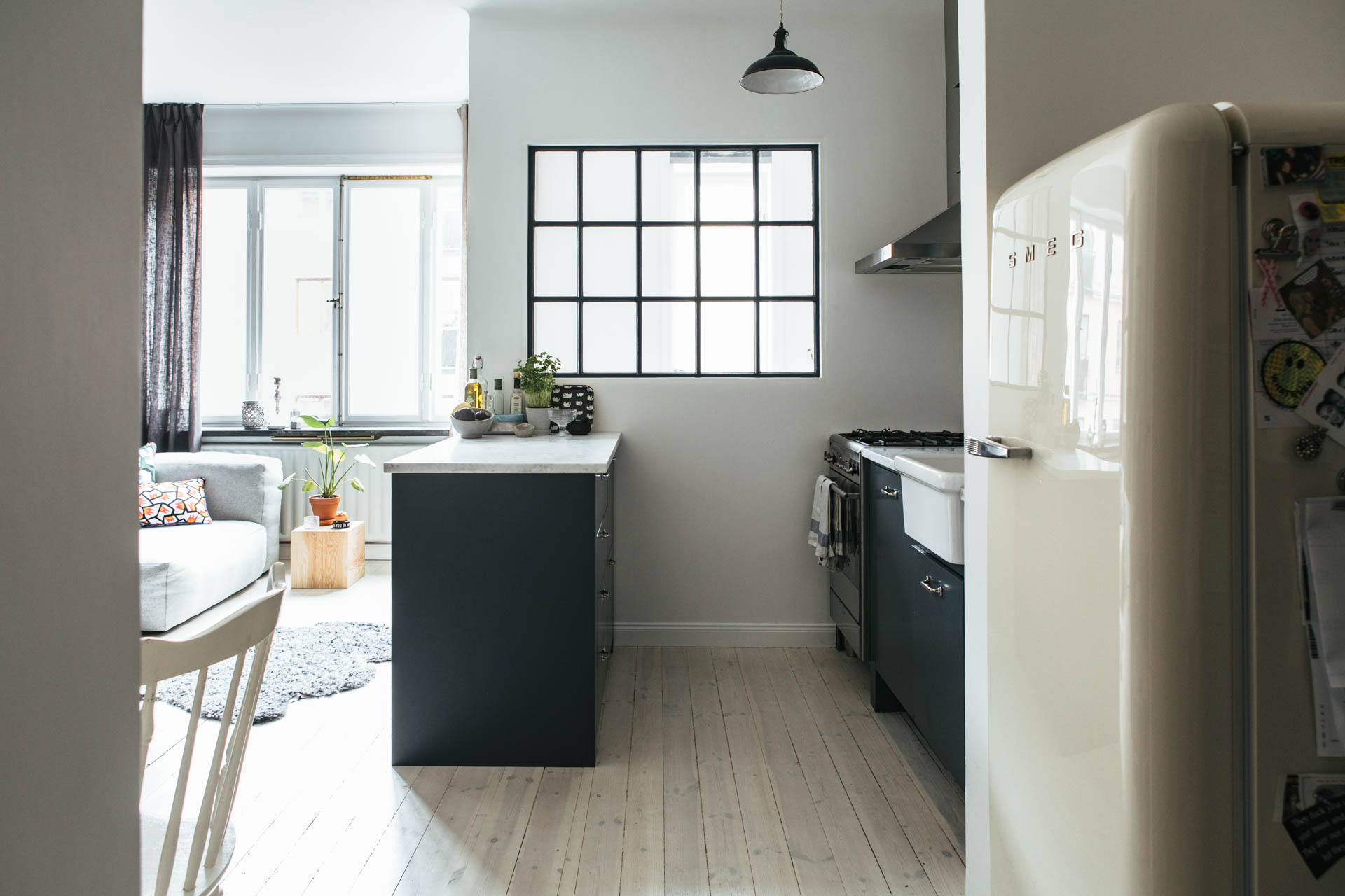this 355 square foot stockholm studio has it all curbed