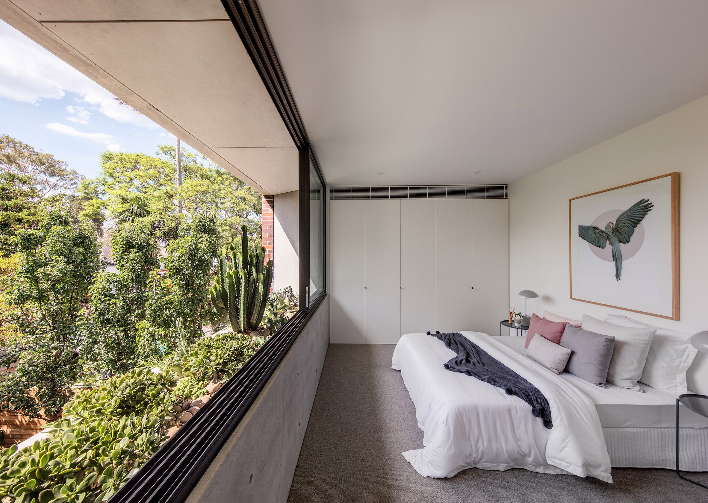 1900s home in australia gets airy modern concrete update for Renovations sydney