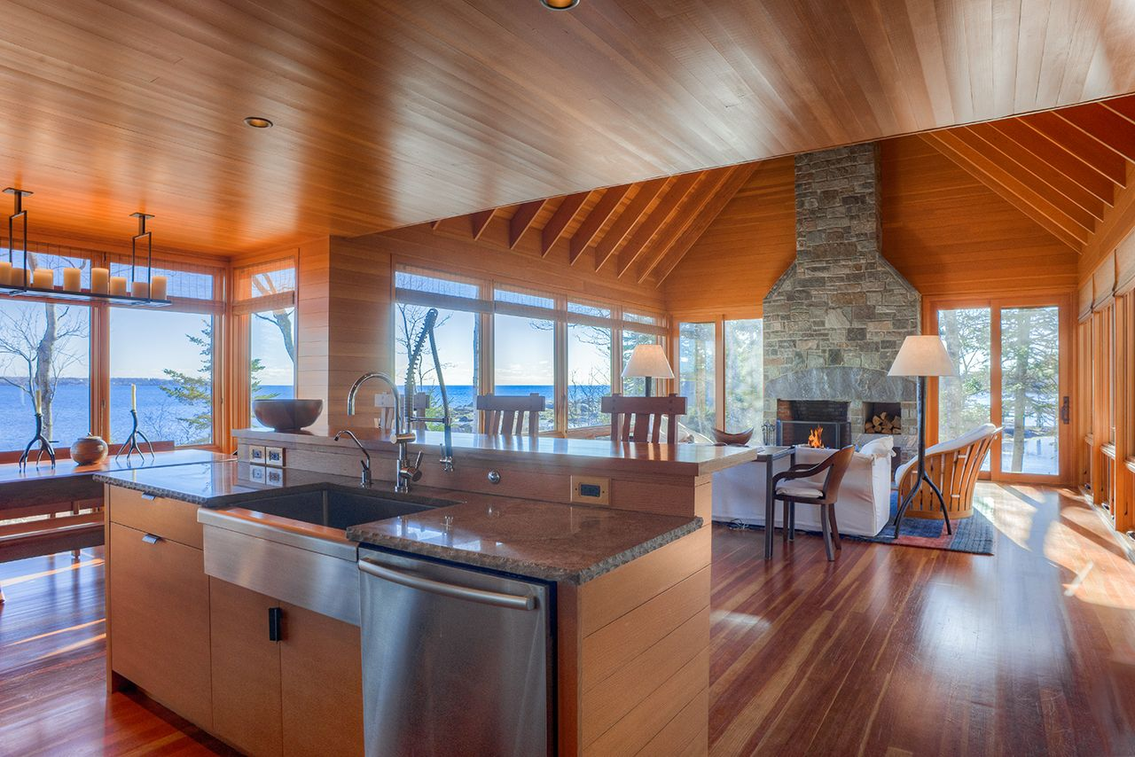 Oceanfront Cottage In Maine With Killer Views Asks $2M