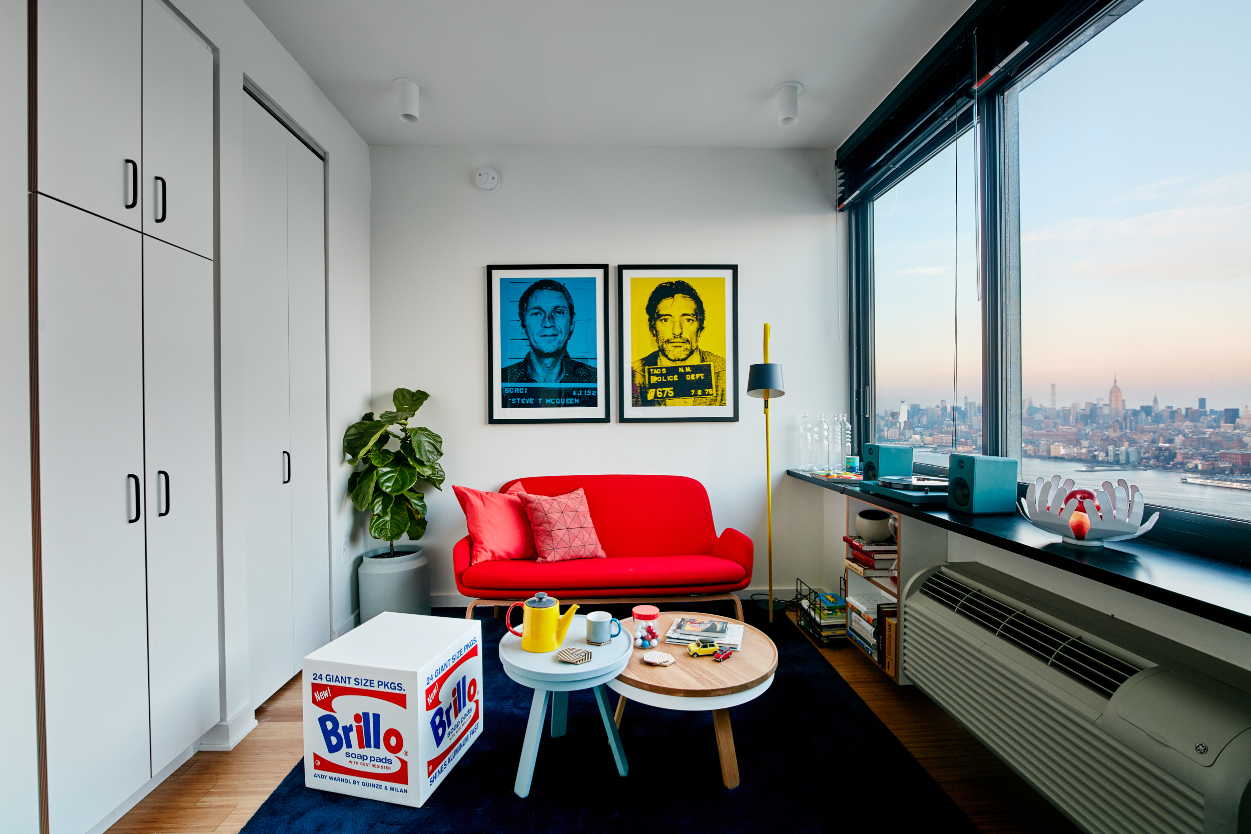 Studio Apartment Jersey City Nj rentals at urby's jersey city skyscraper hit the market from